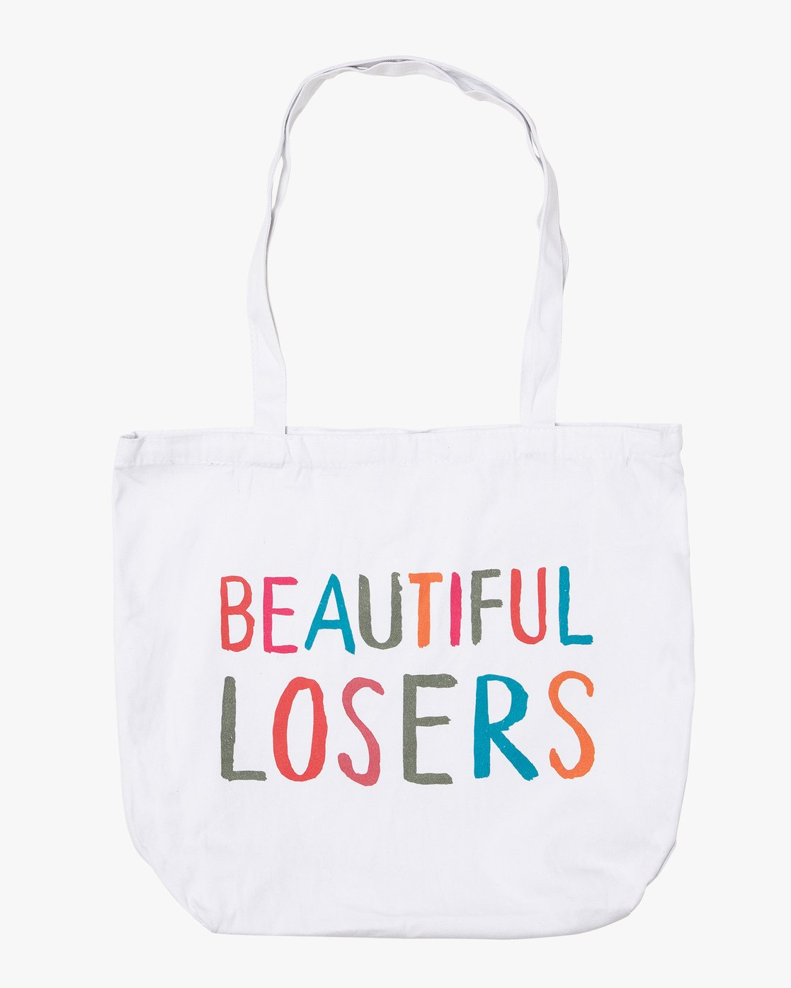0 Beautiful Losers - Tote bag pour Homme Blanc Q5BGTBRVF9 RVCA