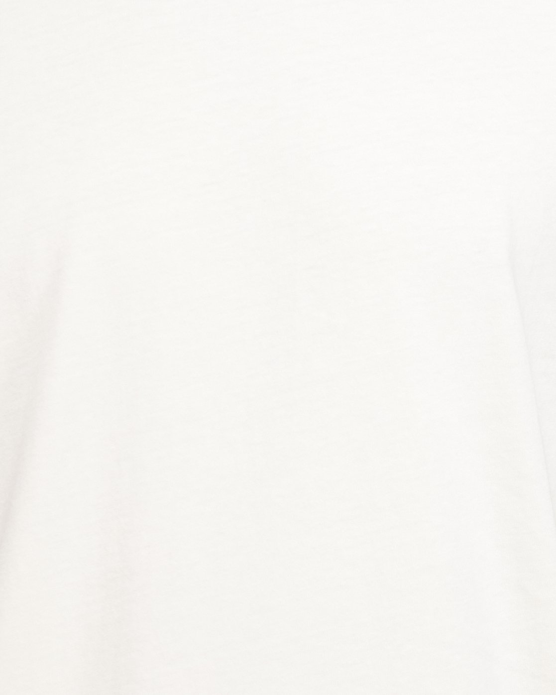 10 Rvca Washed Short Sleeve Tee White R105050 RVCA