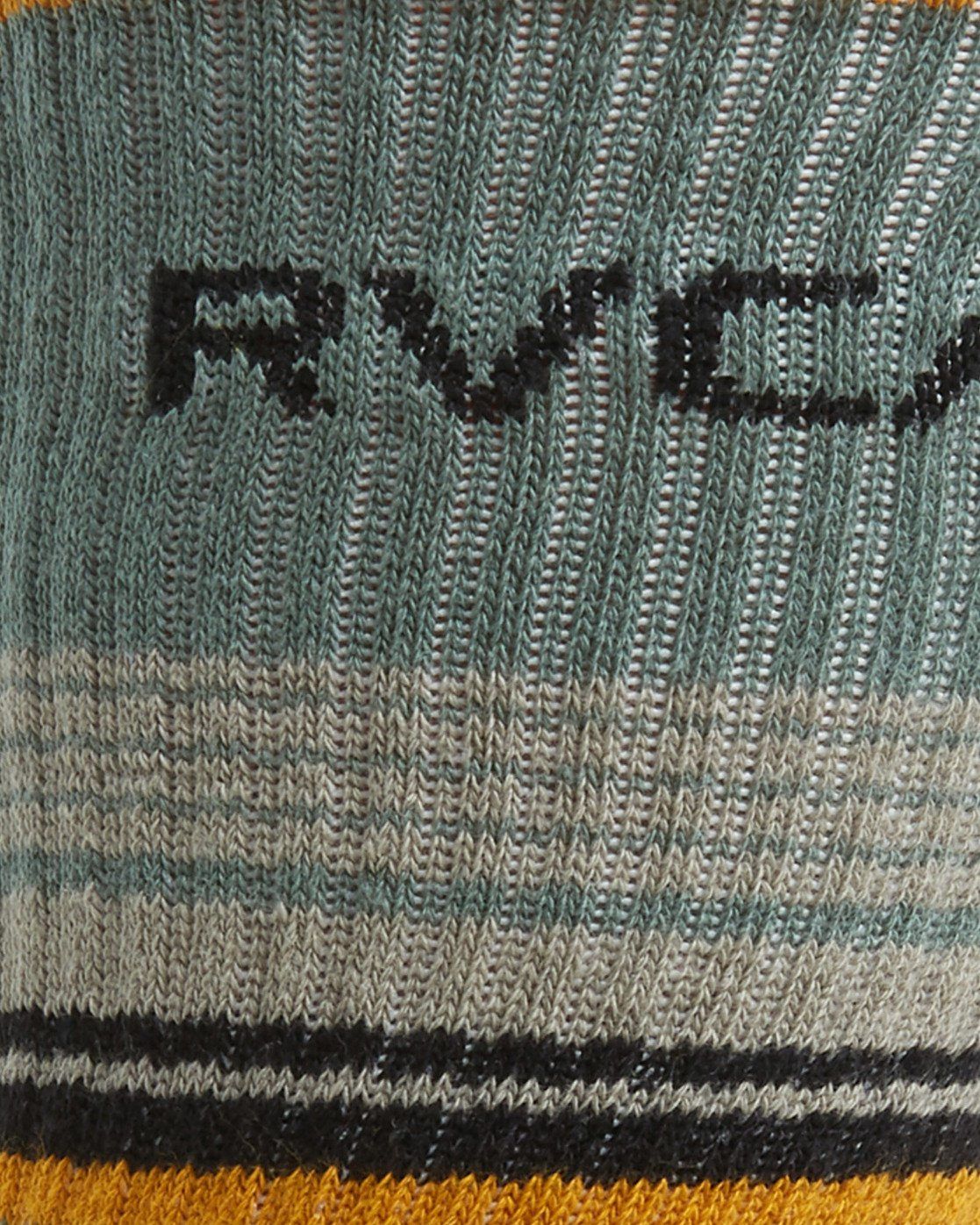 10 Rvca Seasonal Sock 4 Pack Grey R105601 RVCA