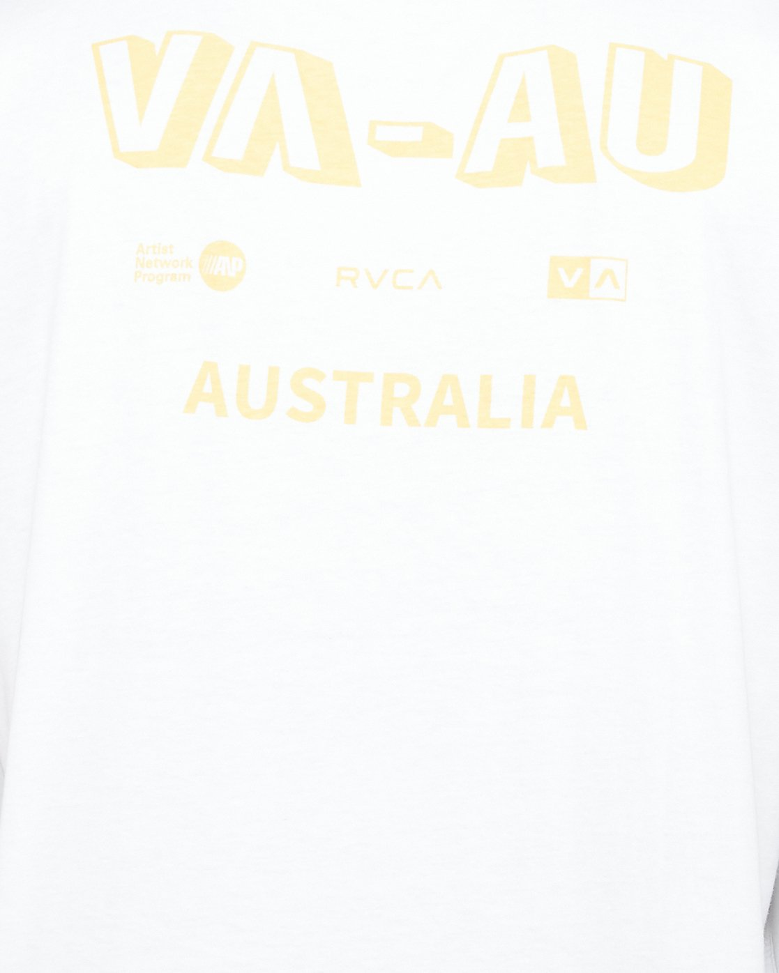 4 Rvca Straya Muscle Top White R106001 RVCA