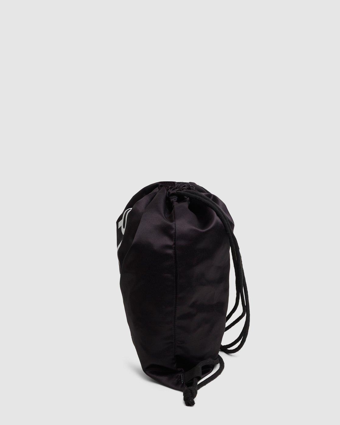 2 Rvca Cinch Sack Black R106471 RVCA