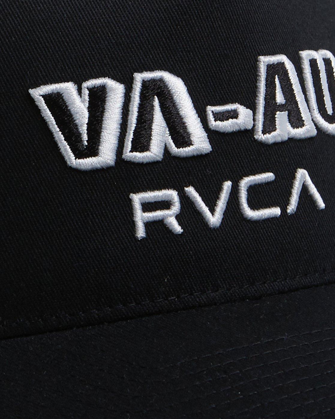 3 Rvca Shadow Pinched Trucker Cap  R106564 RVCA