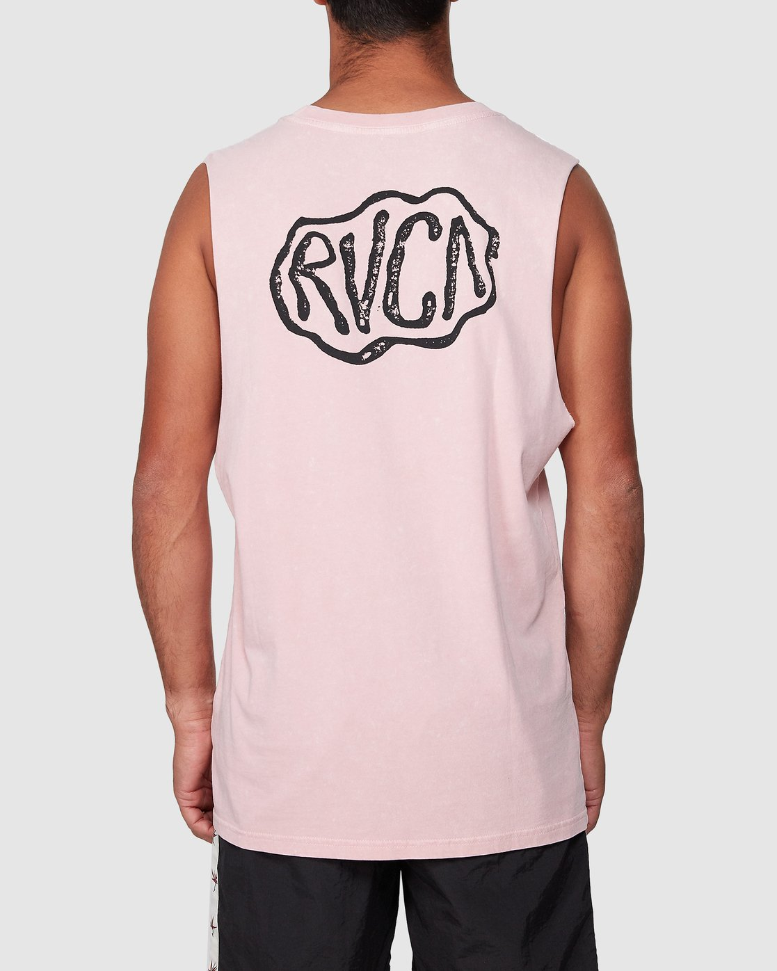 3 Ammo Muscle Top Pink R107001 RVCA