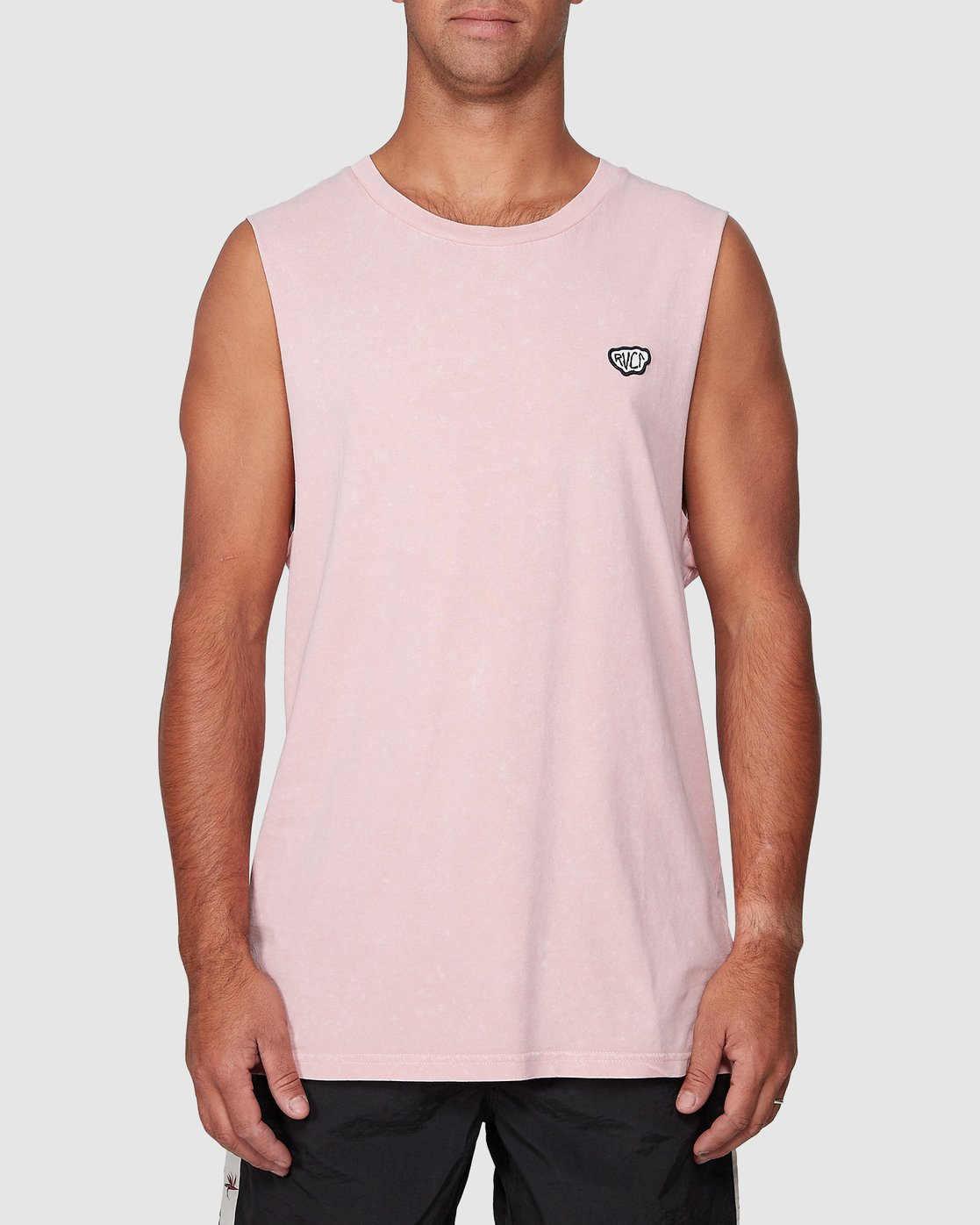 1 Ammo Muscle Top Pink R107001 RVCA