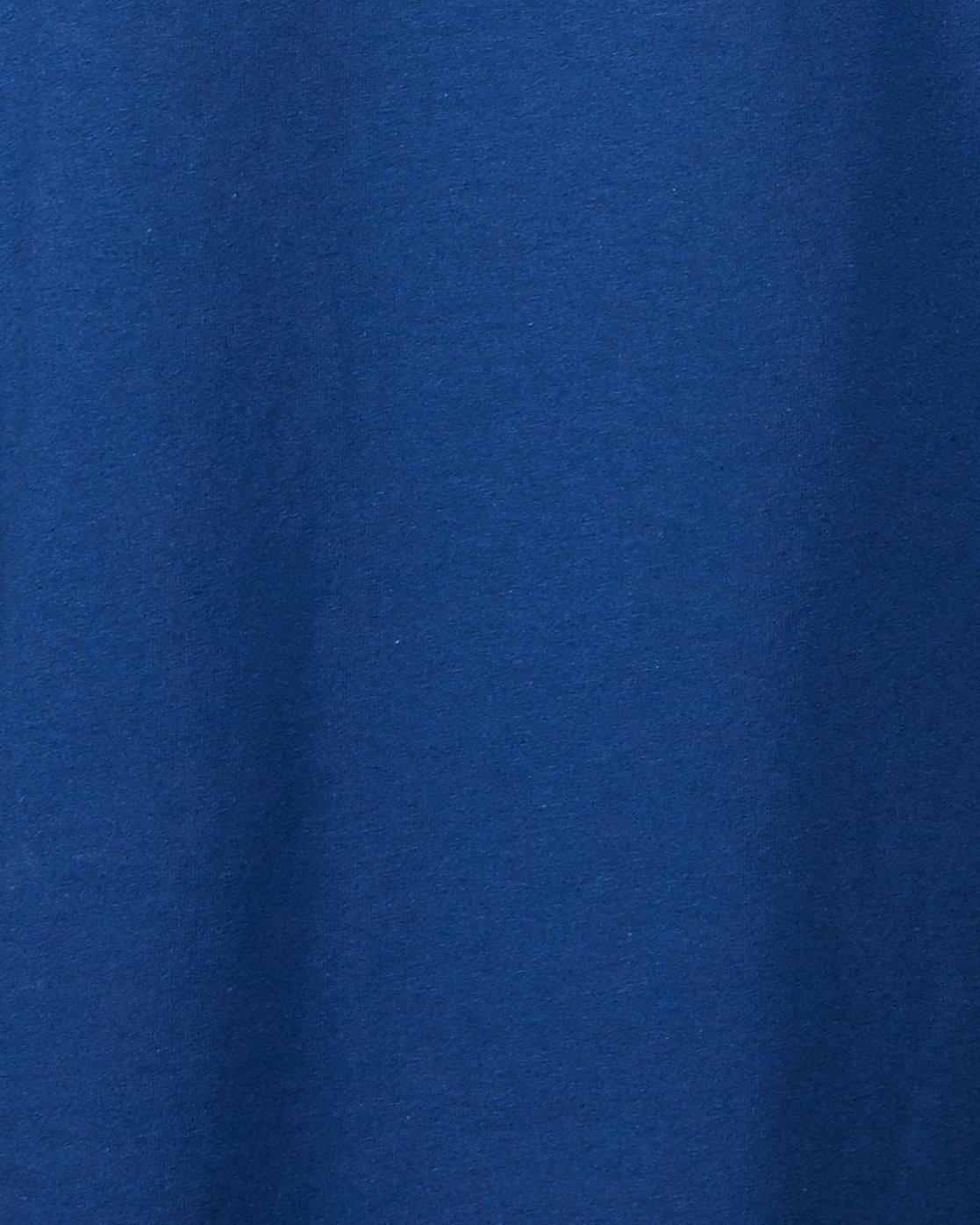 4 Heat Wave Short Sleeve Tee Blue R107047 RVCA