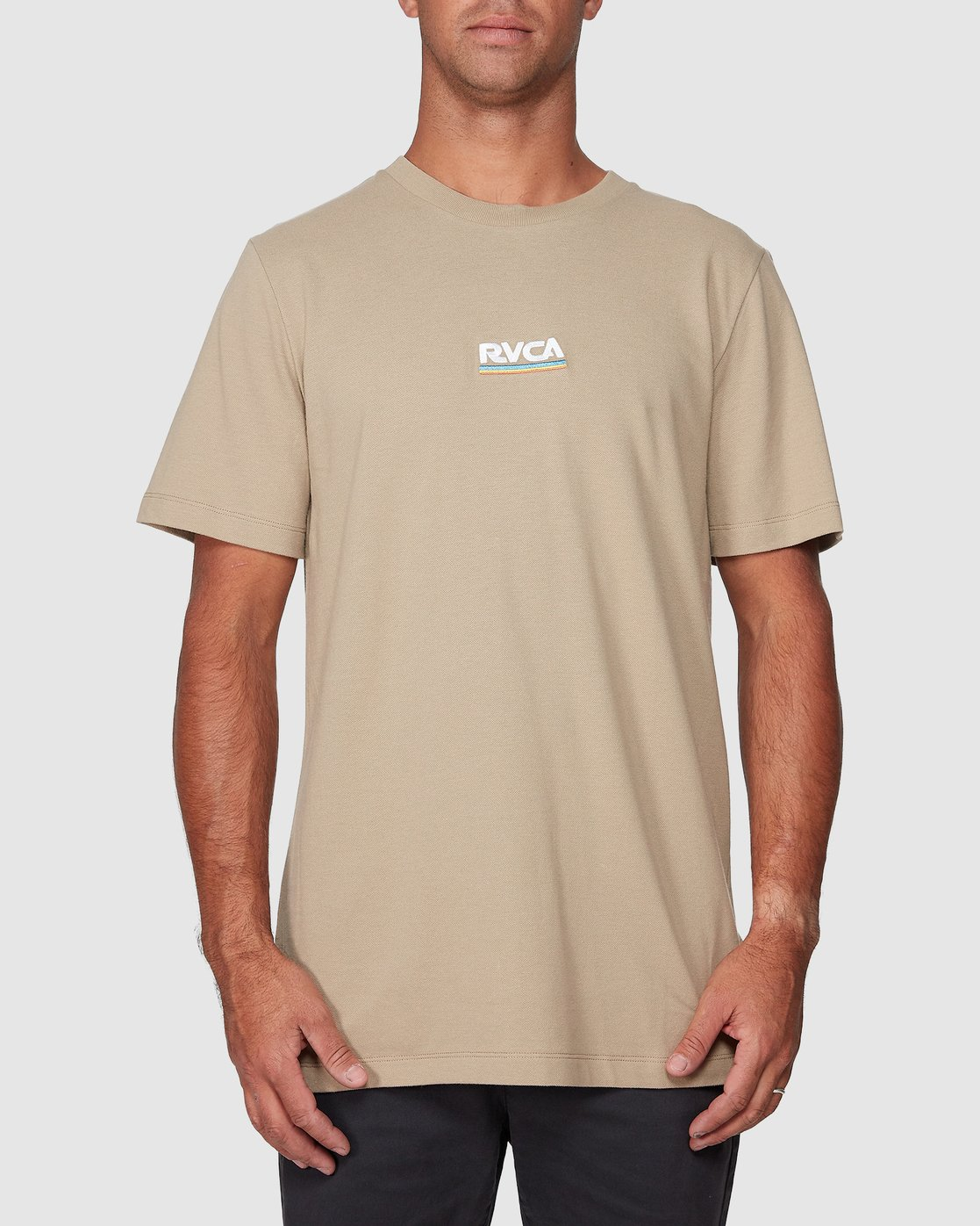 1 Attacker Short Sleeve Tee  R107056 RVCA
