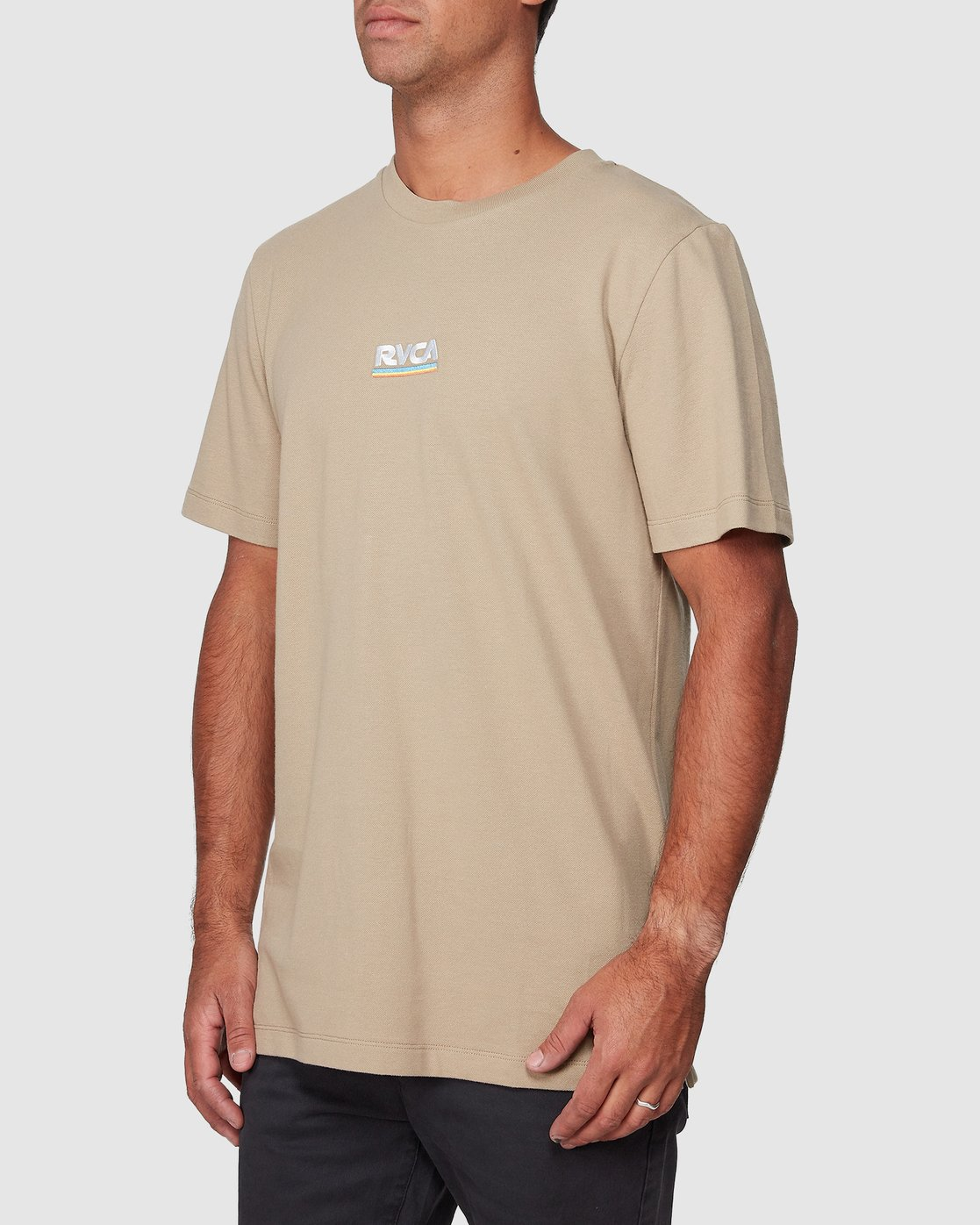 2 Attacker Short Sleeve Tee  R107056 RVCA