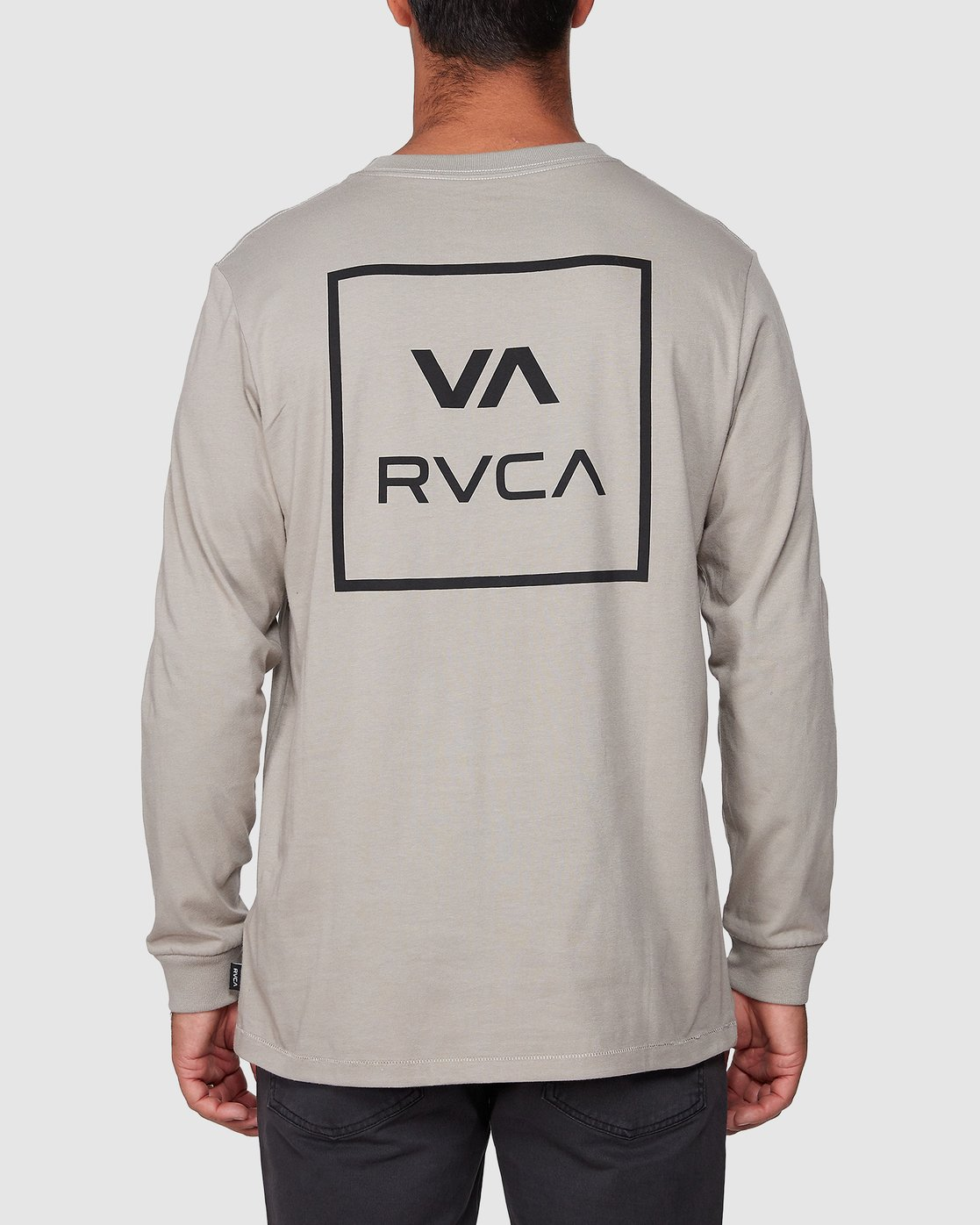 3 VA All The Ways Long Sleeve Tee  R107091 RVCA