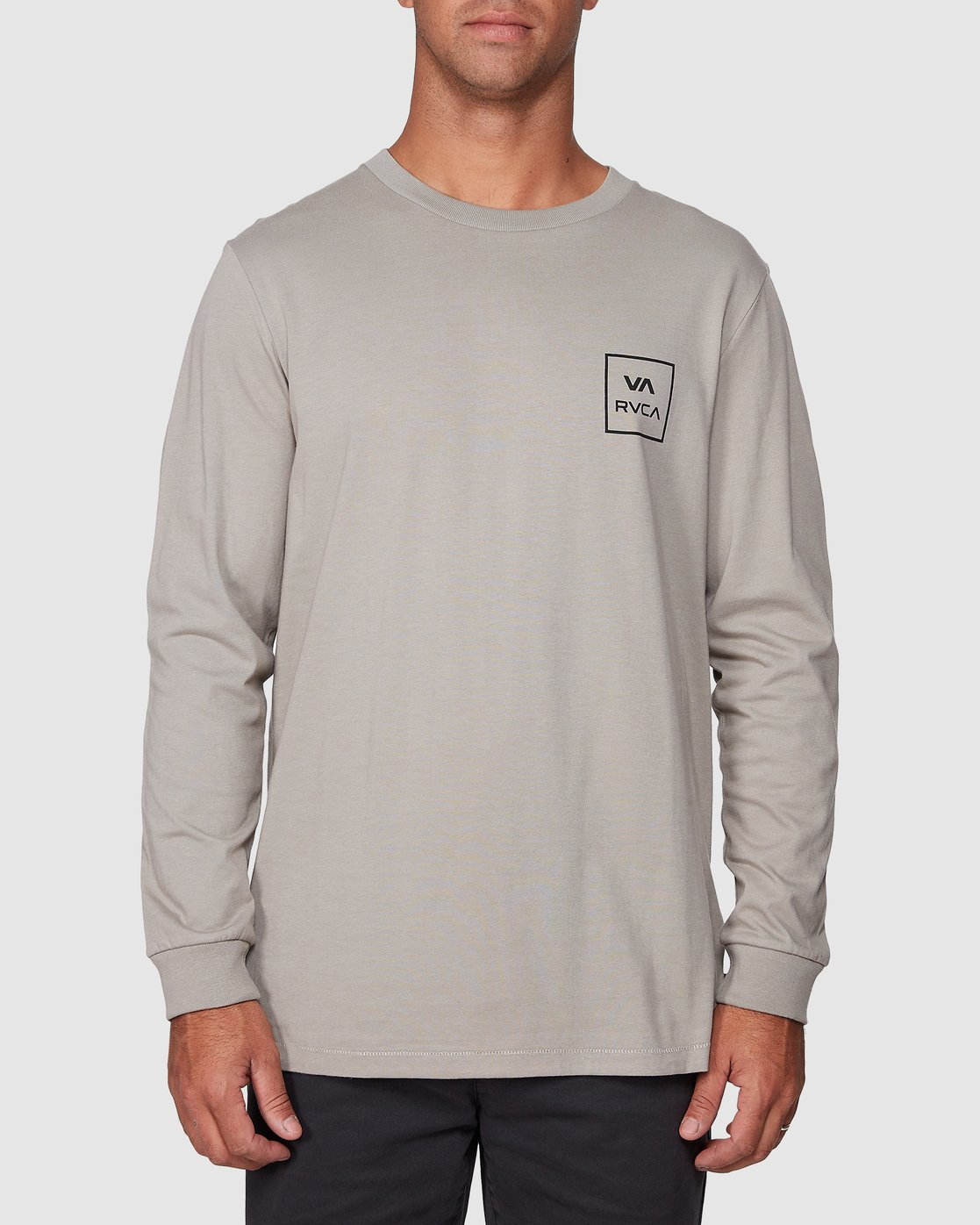 1 VA All The Ways Long Sleeve Tee  R107091 RVCA