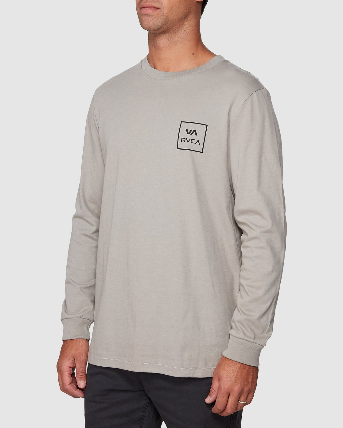2 VA All The Ways Long Sleeve Tee  R107091 RVCA