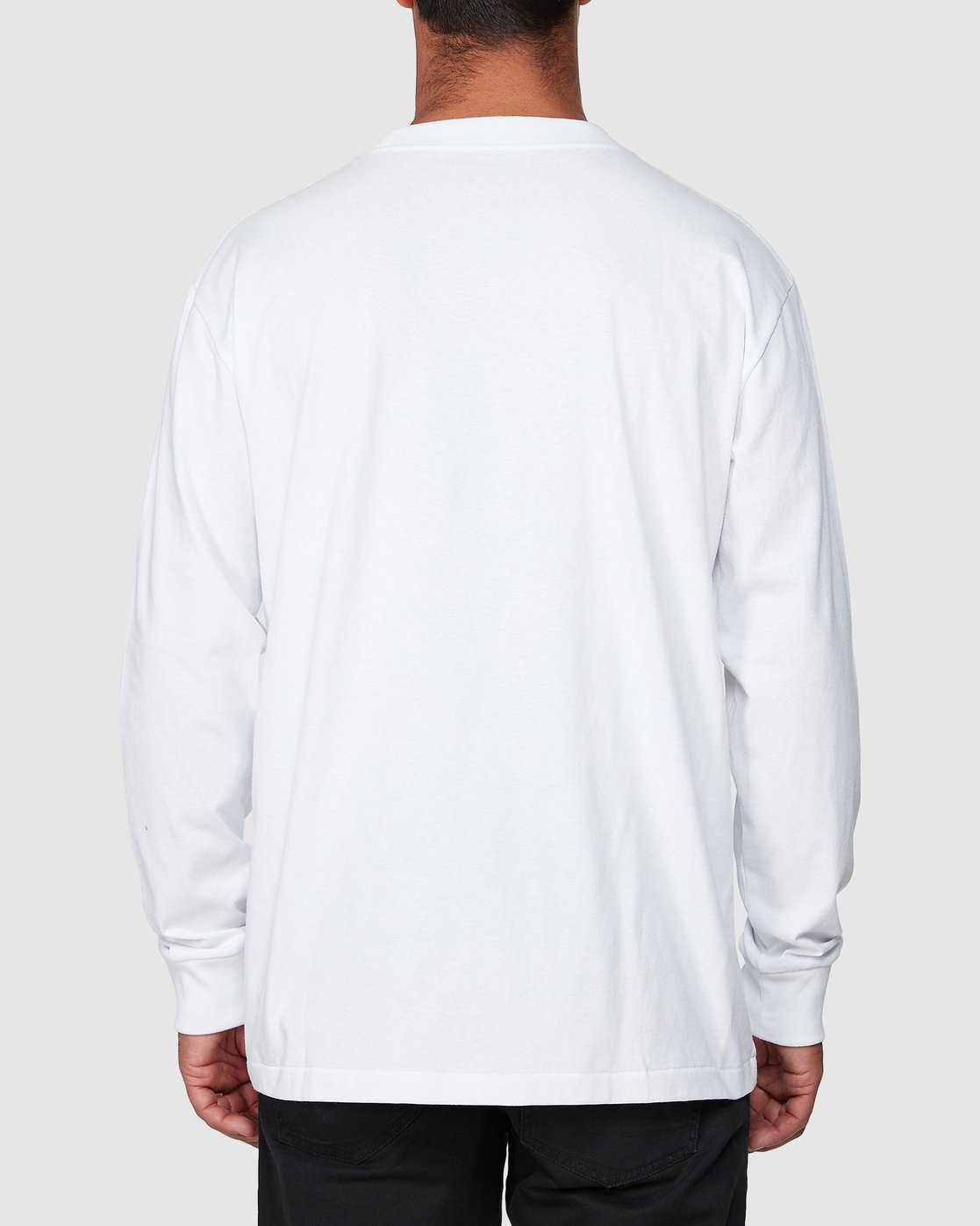 3 Attacker Long Sleeve Tee  R107093 RVCA
