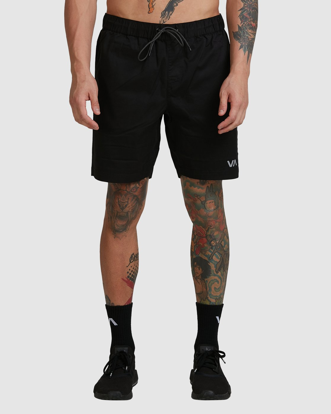 1 SPECTRUM SHORTS Black R107311 RVCA