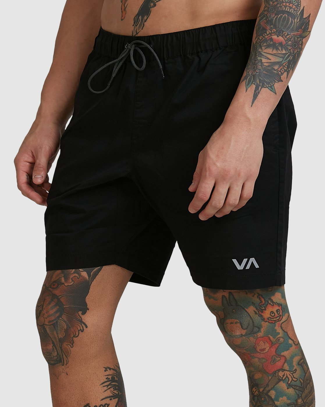 6 SPECTRUM SHORTS Black R107311 RVCA