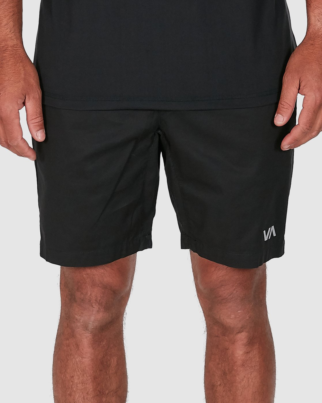9 SPECTRUM SHORTS Black R107311 RVCA