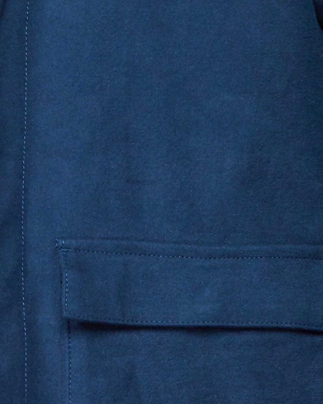 4 RVCA Cairo Jacket Blue R107437 RVCA