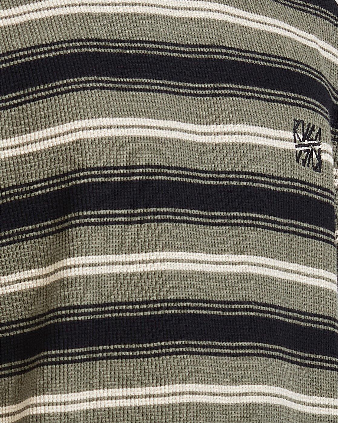 3 Sequel Long Sleeve Tee  R108091 RVCA