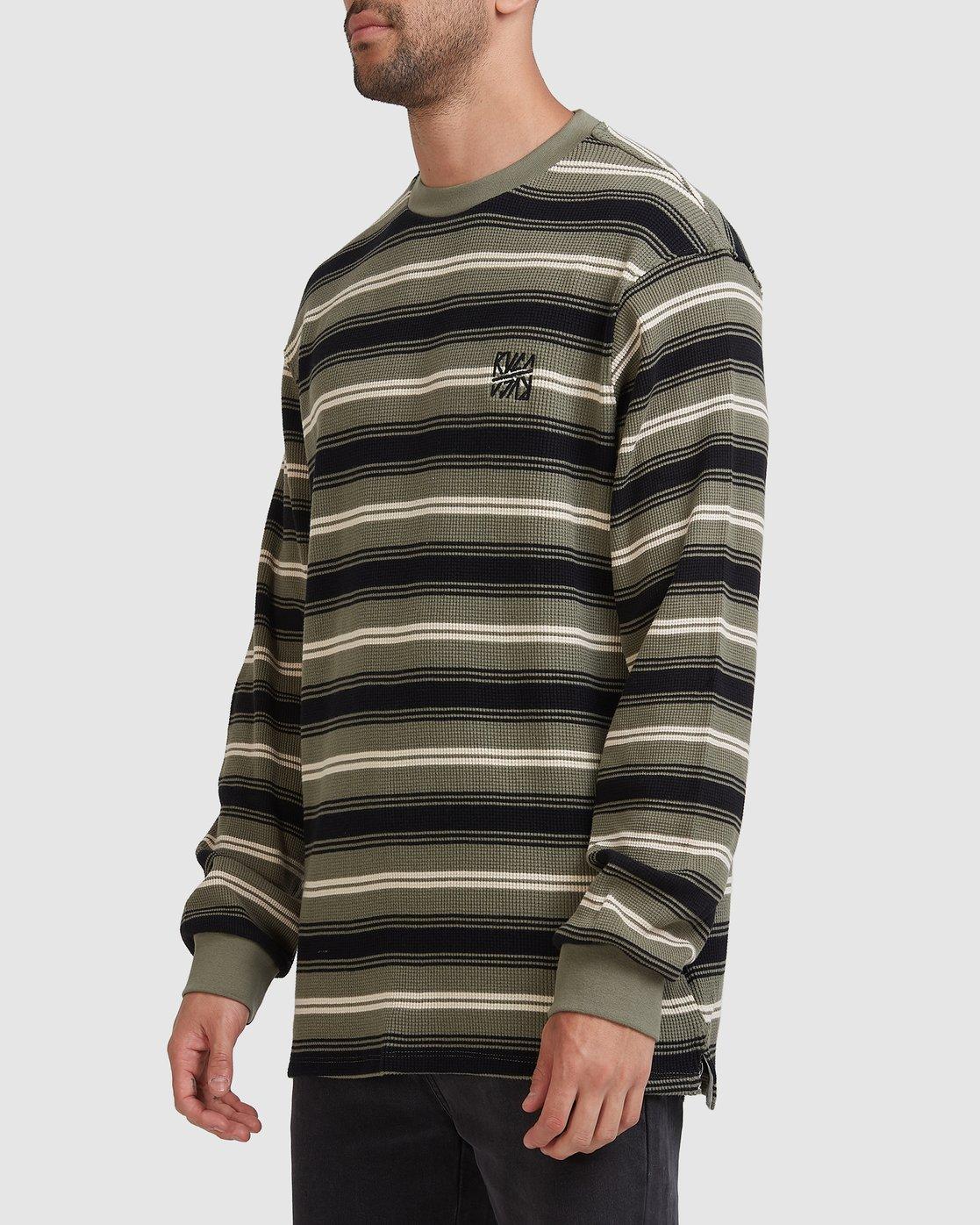 1 Sequel Long Sleeve Tee  R108091 RVCA