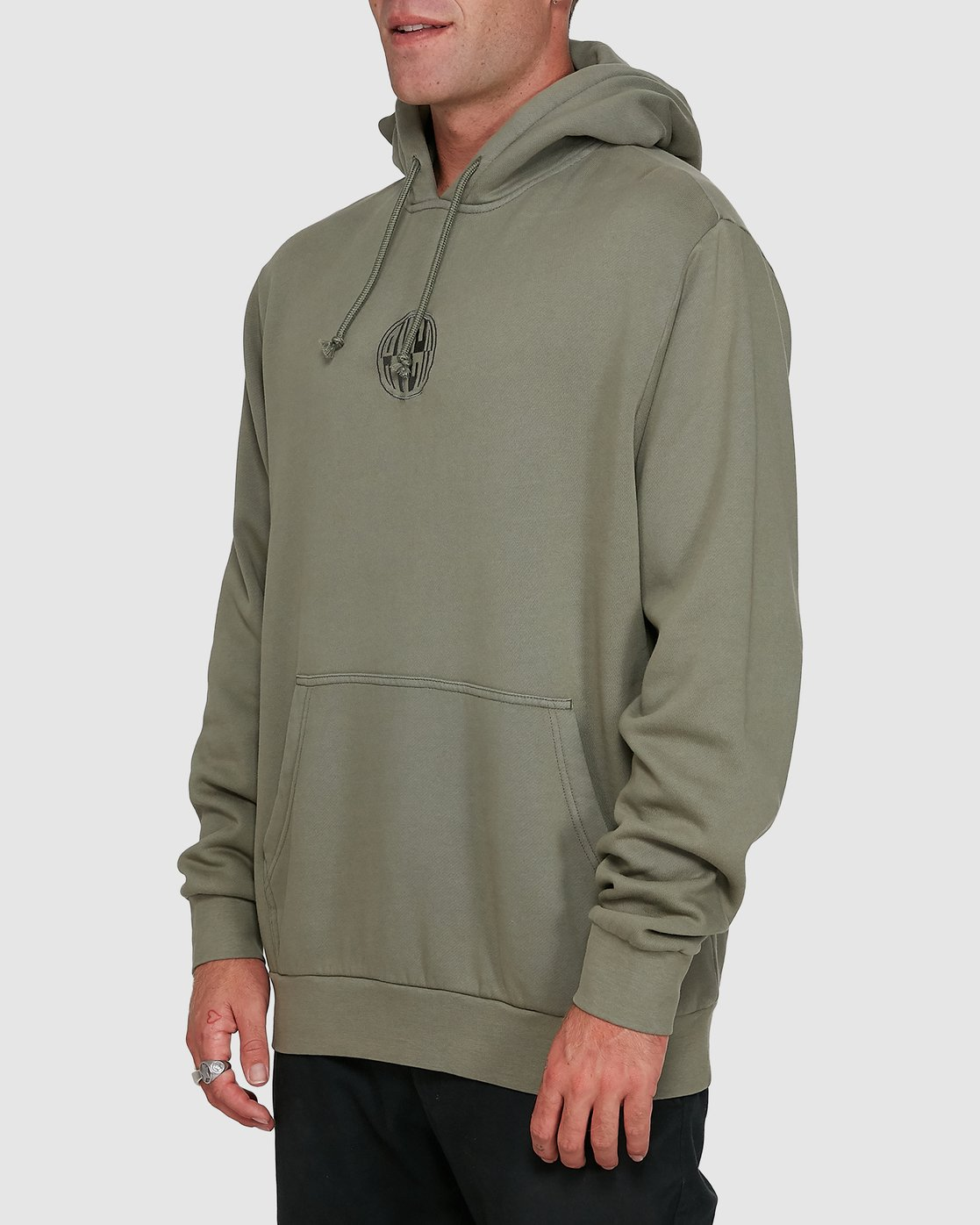 2 Rave Ball Pullover Hoodie  R108153 RVCA