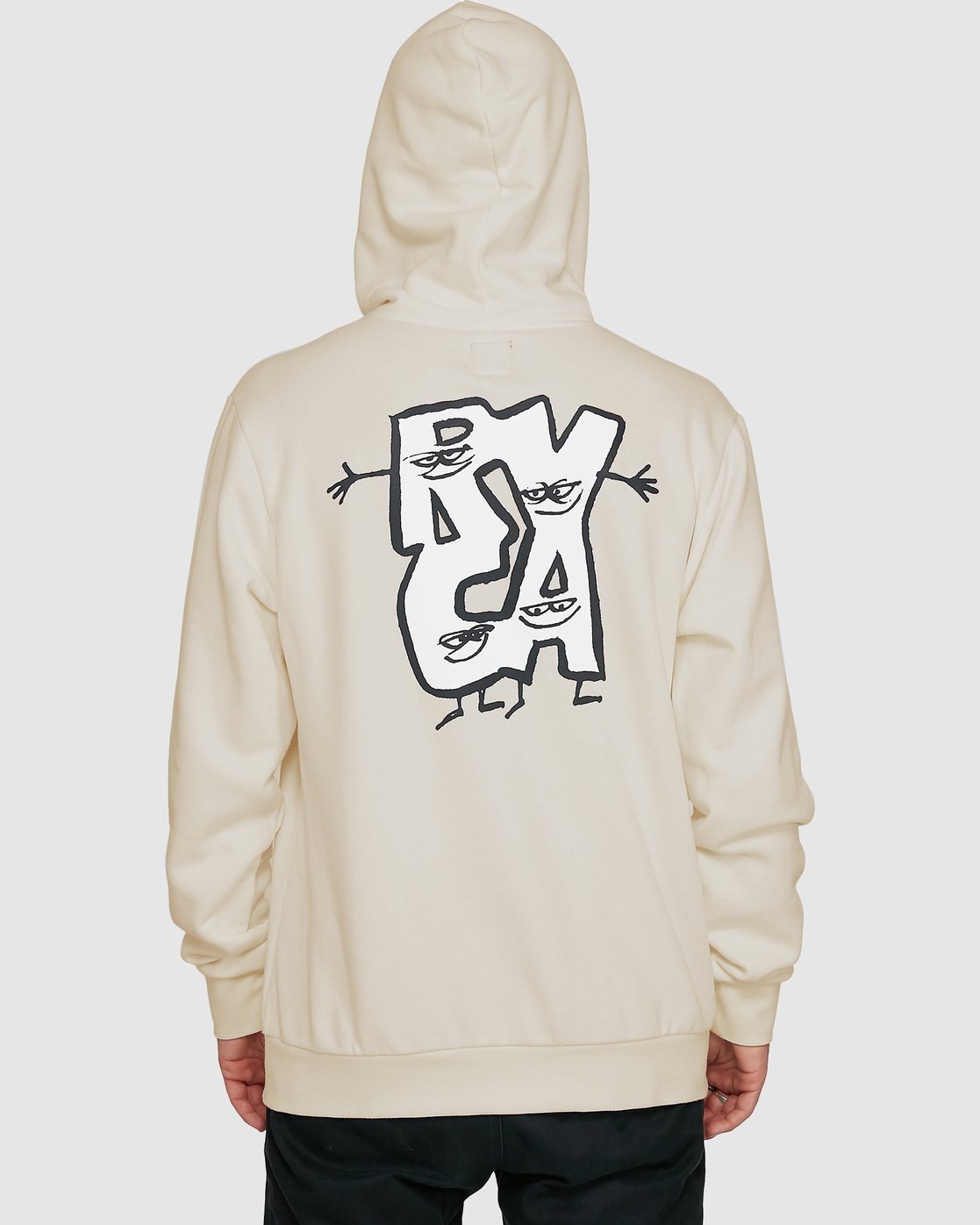 4 Dudes Pullover Hoodie  R108156 RVCA
