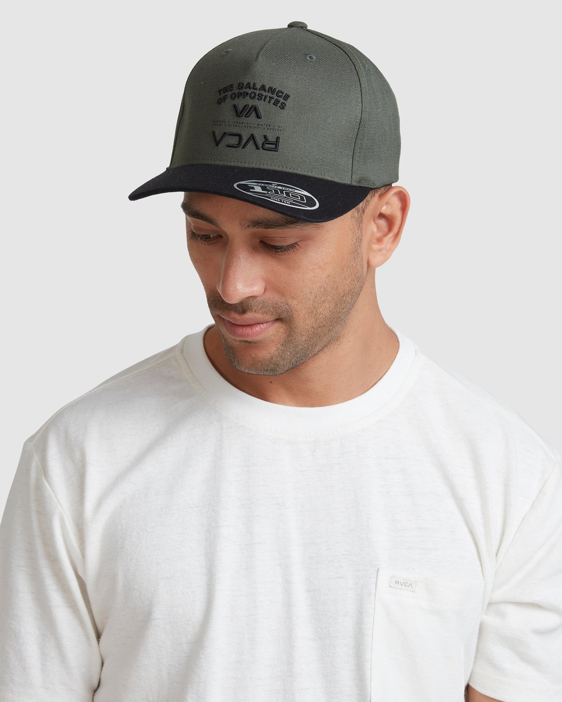 6 BEND IT PINCHED TRUCKER 6 PACK Brown R117564 RVCA