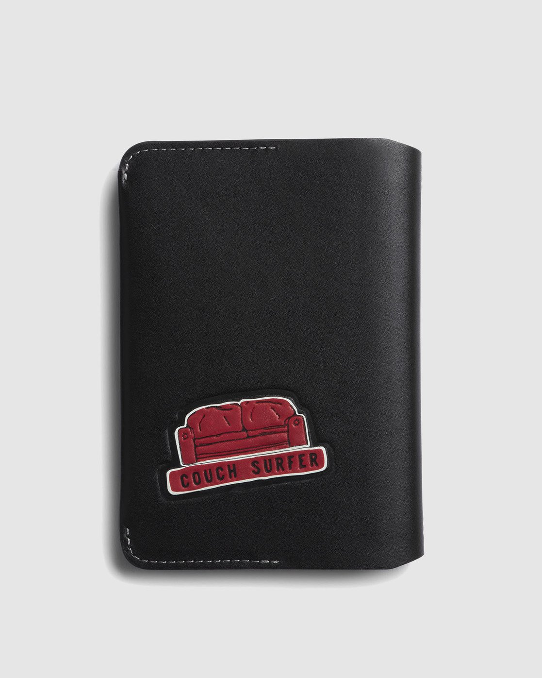 2 Bellroy X RVCA  Notebook Cover Black R117601 RVCA