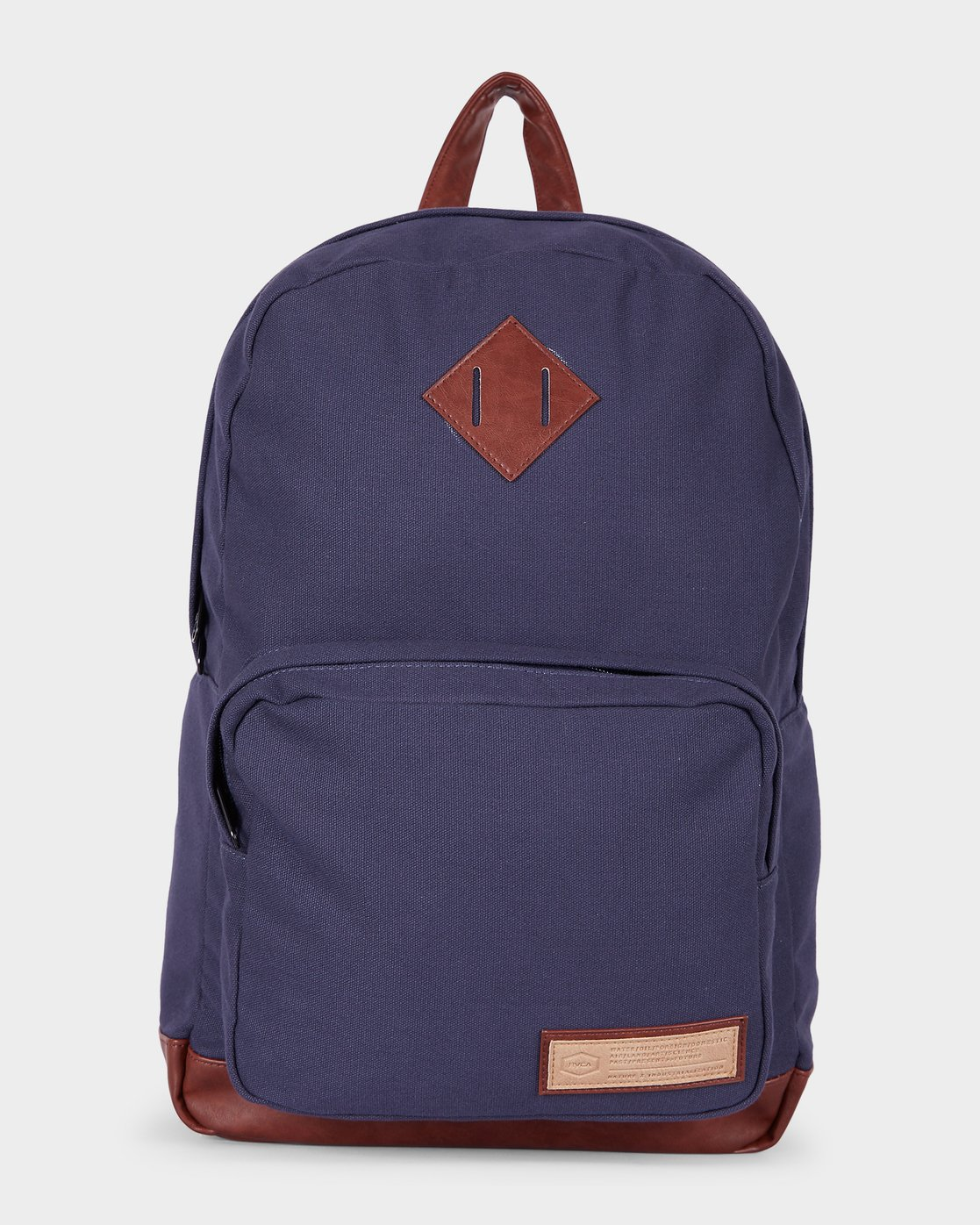 0 Schooled Backpack Blue R143453 RVCA