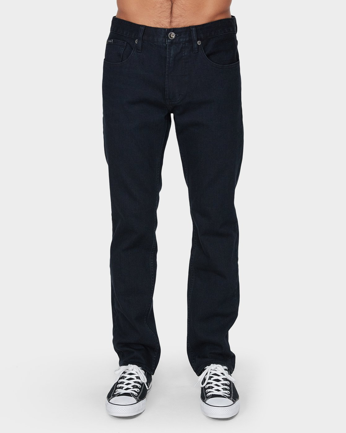 1 Daggers Denim Pants Blue R153232 RVCA