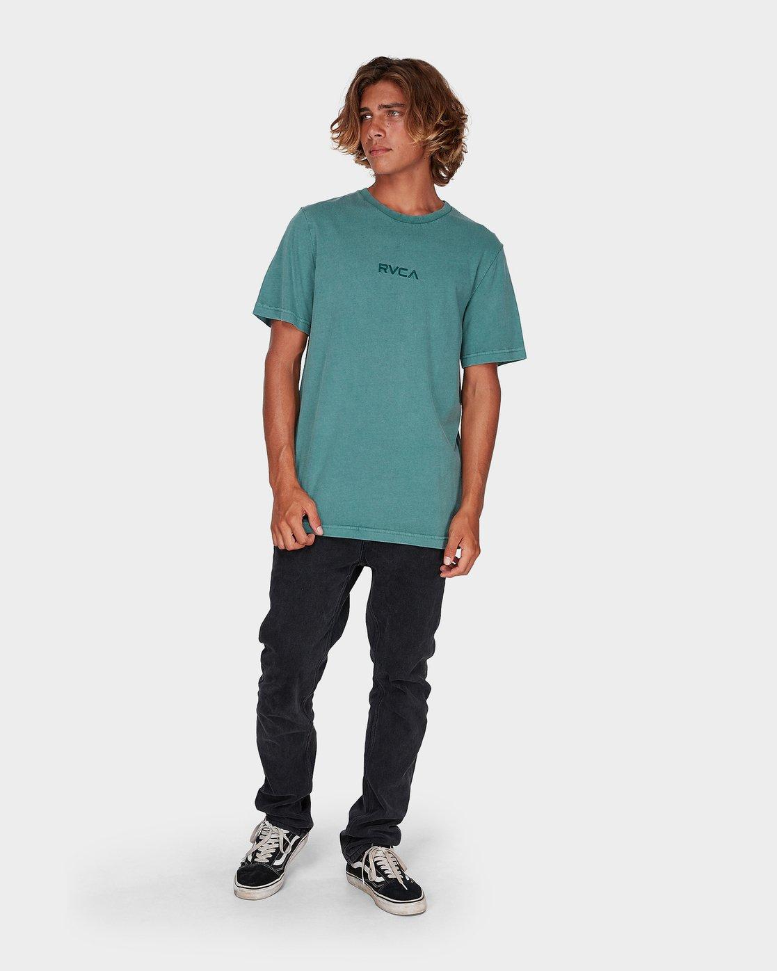 3 Tonally RVCA T-Shirt  R171070 RVCA