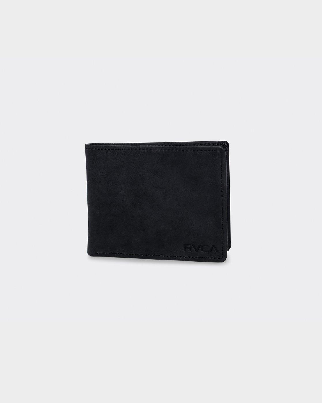 0 Boss Bi Fold Wallet  R171491 RVCA