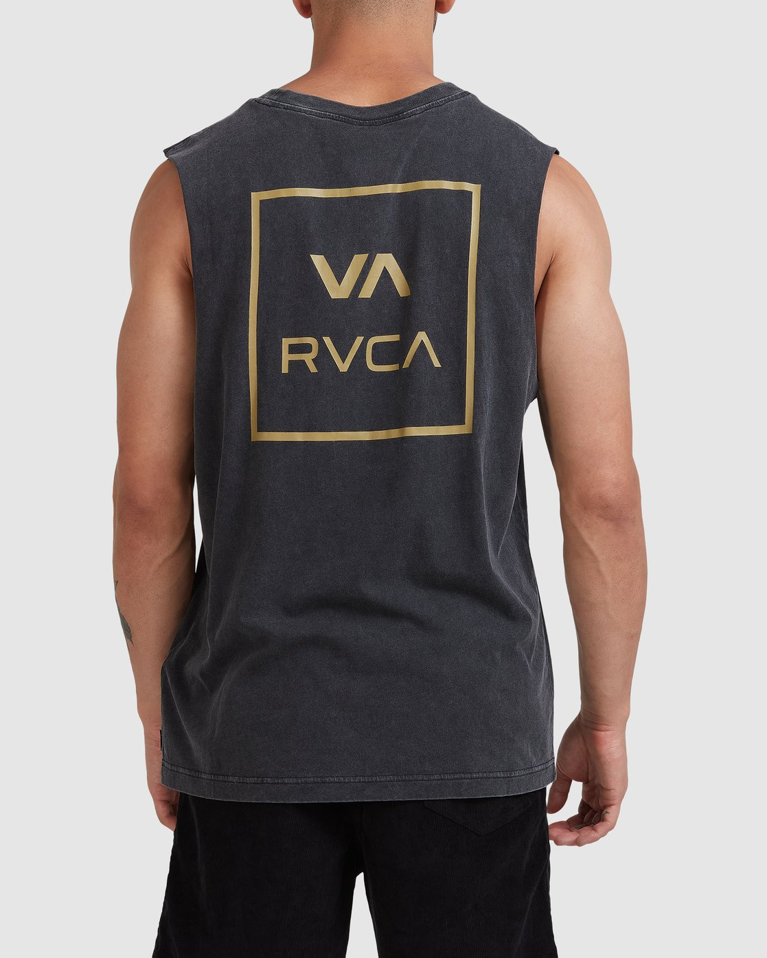 3 Va All The Ways Muscle  R172029 RVCA