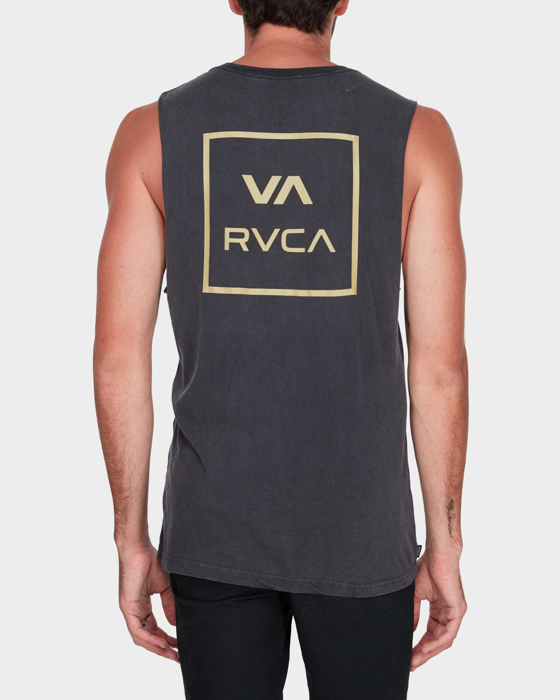 2 Va All The Ways Muscle  R172029 RVCA