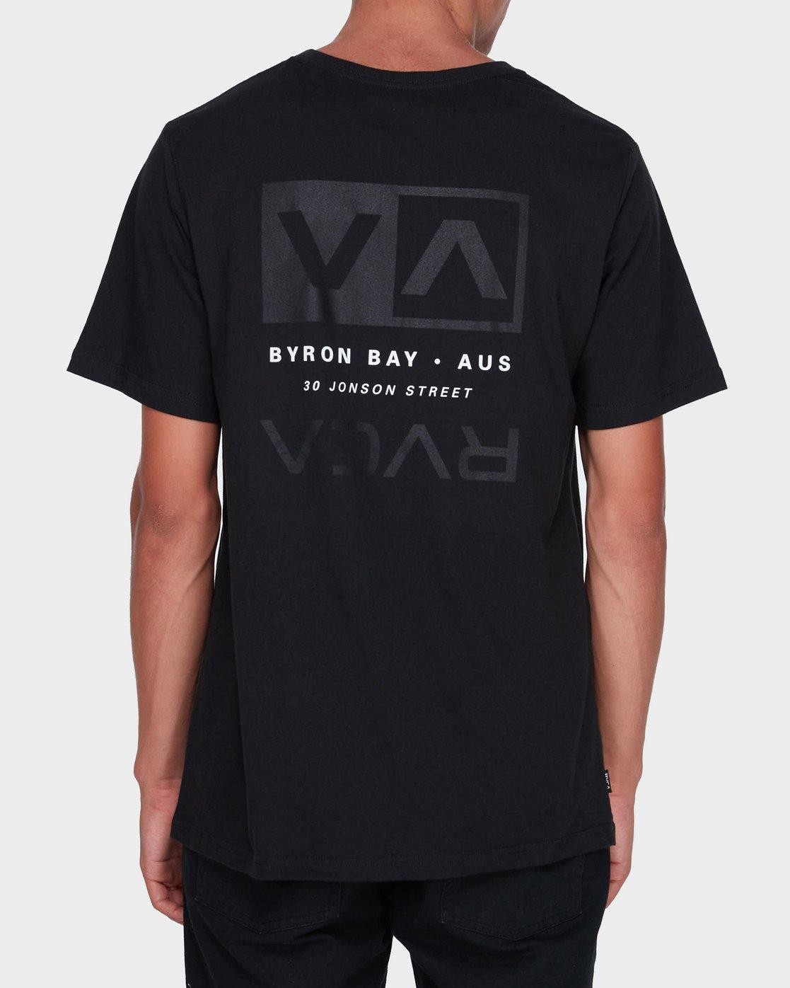 2 Byron Address T-Shirt  R172131 RVCA