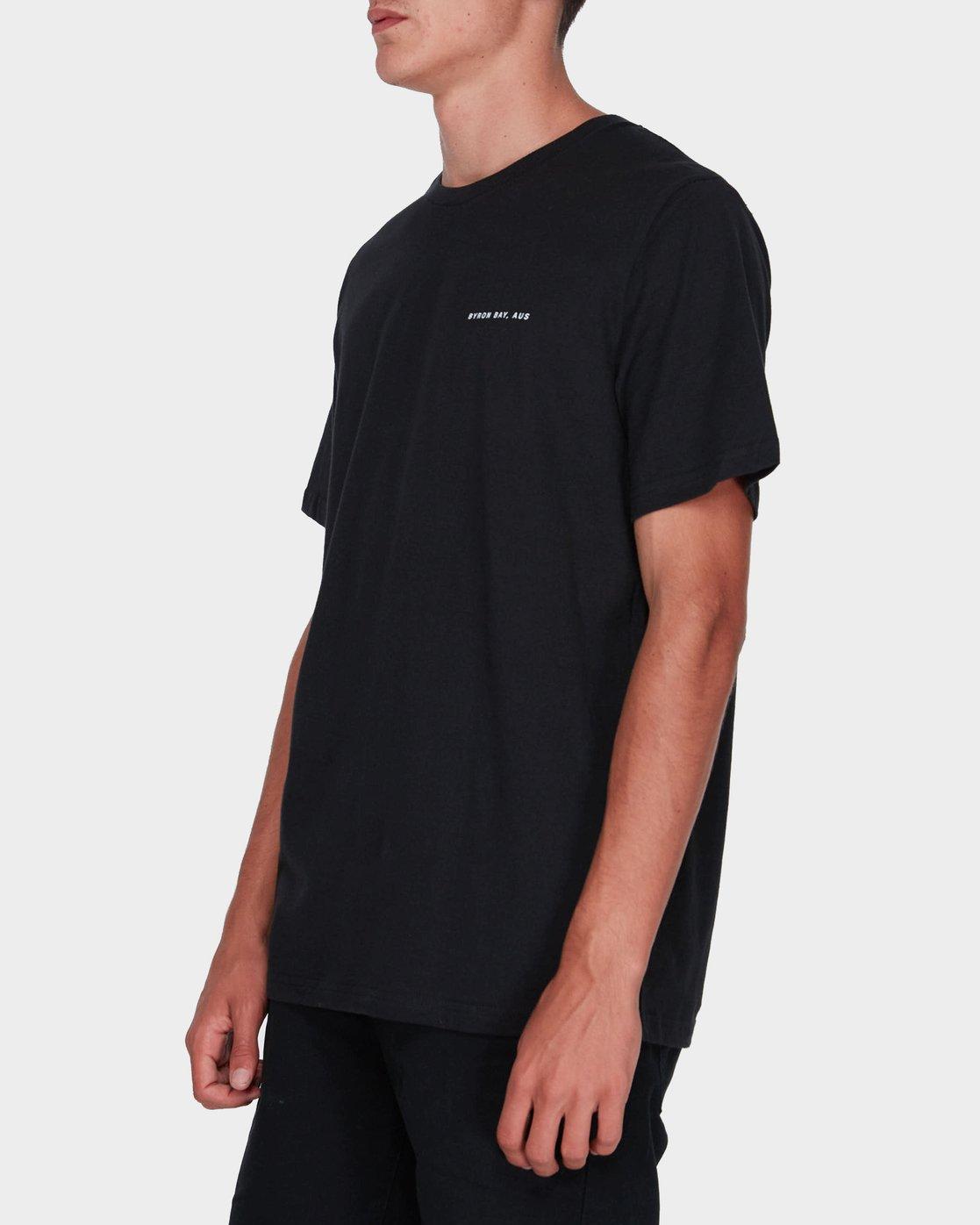 1 Byron Address T-Shirt  R172131 RVCA