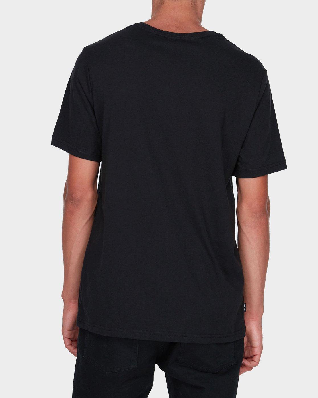 2 Byron Va T-Shirt  R172132 RVCA