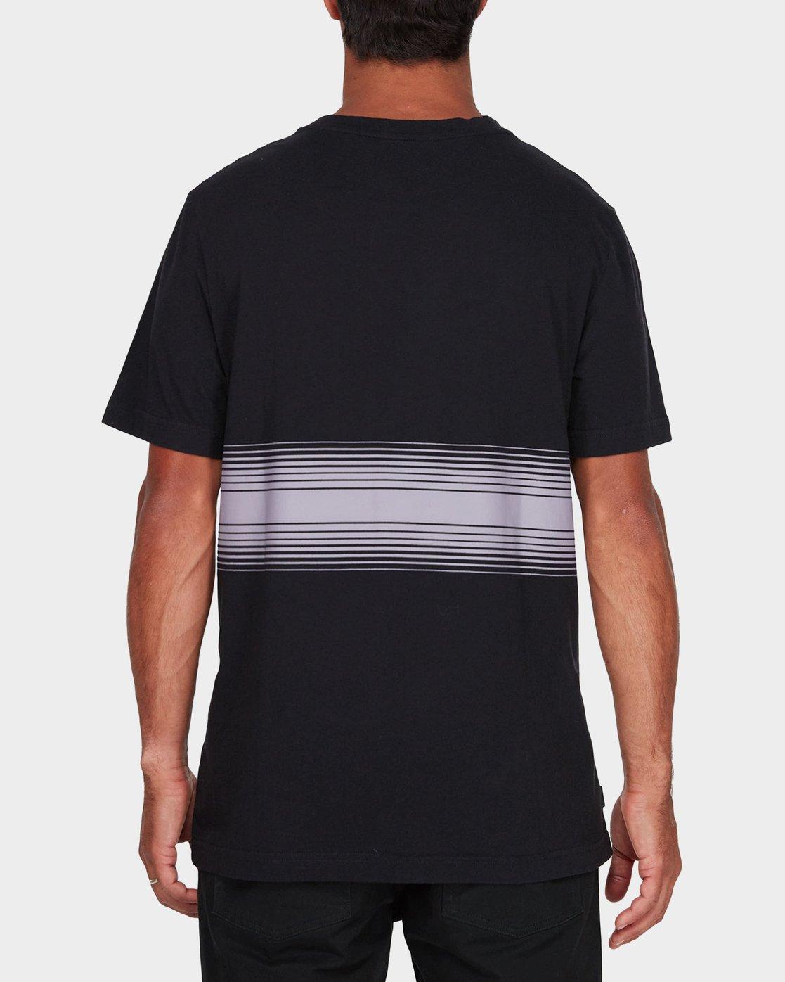 2 Sin Fade T-Shirt  R181050 RVCA
