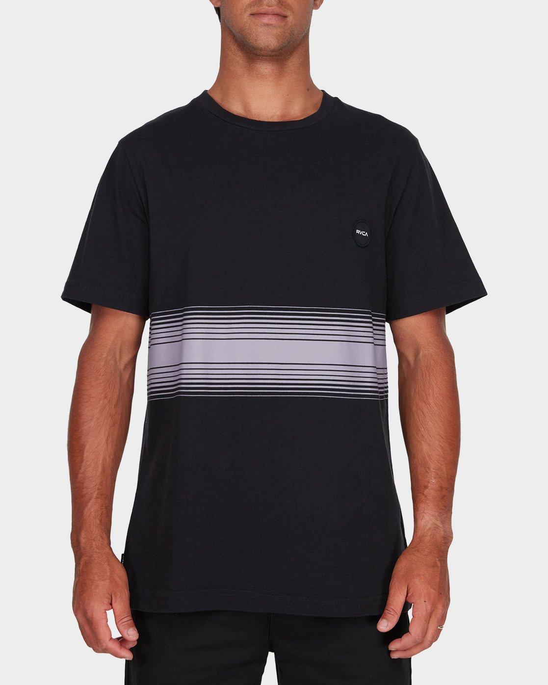 0 Sin Fade T-Shirt  R181050 RVCA