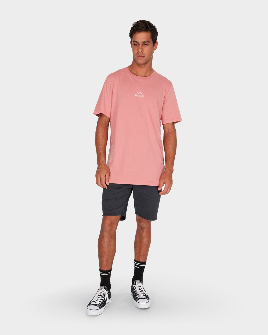3 Pyramid T-Shirt  R181062 RVCA