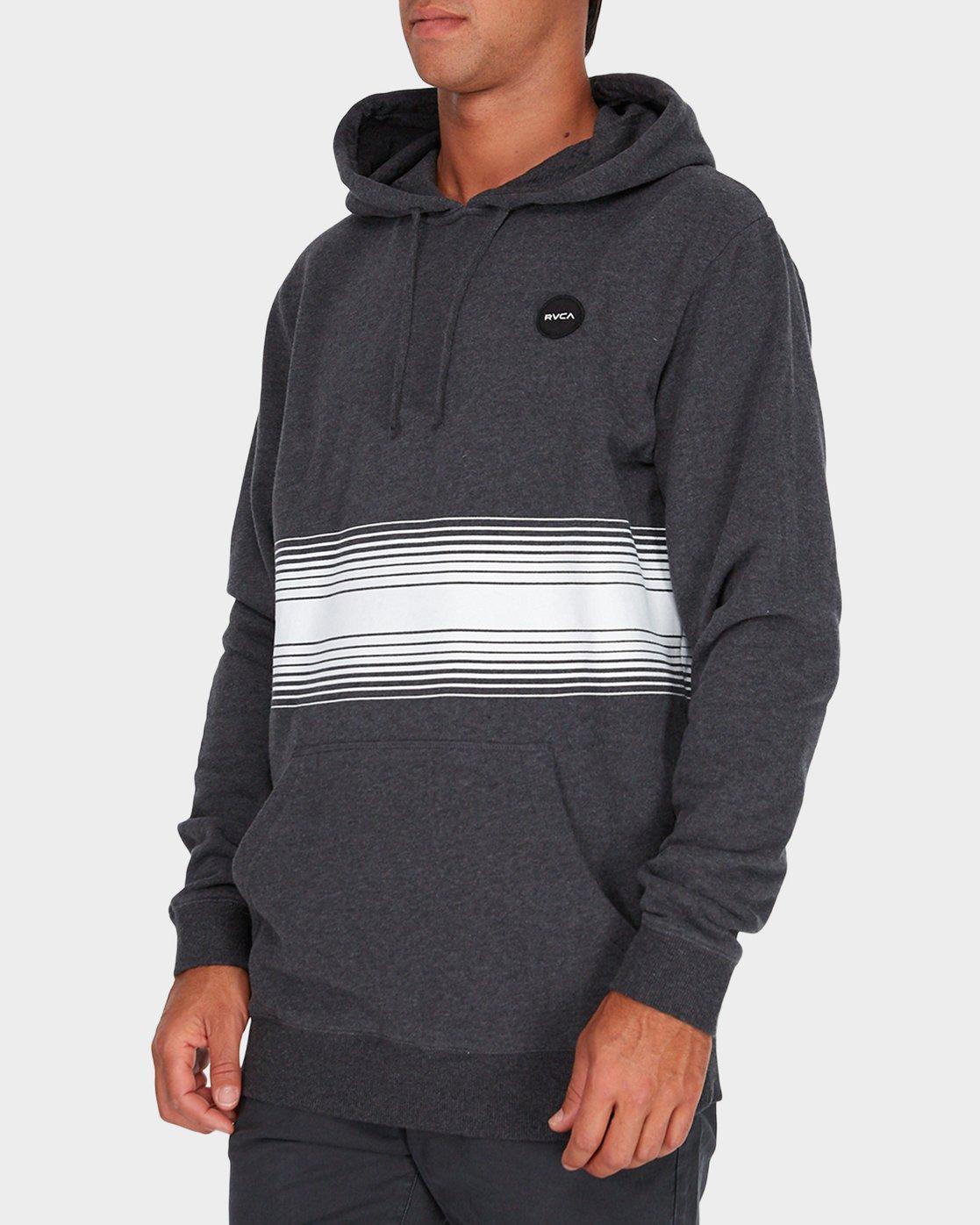 1 Sin Fade Pullover Hood  R181154 RVCA
