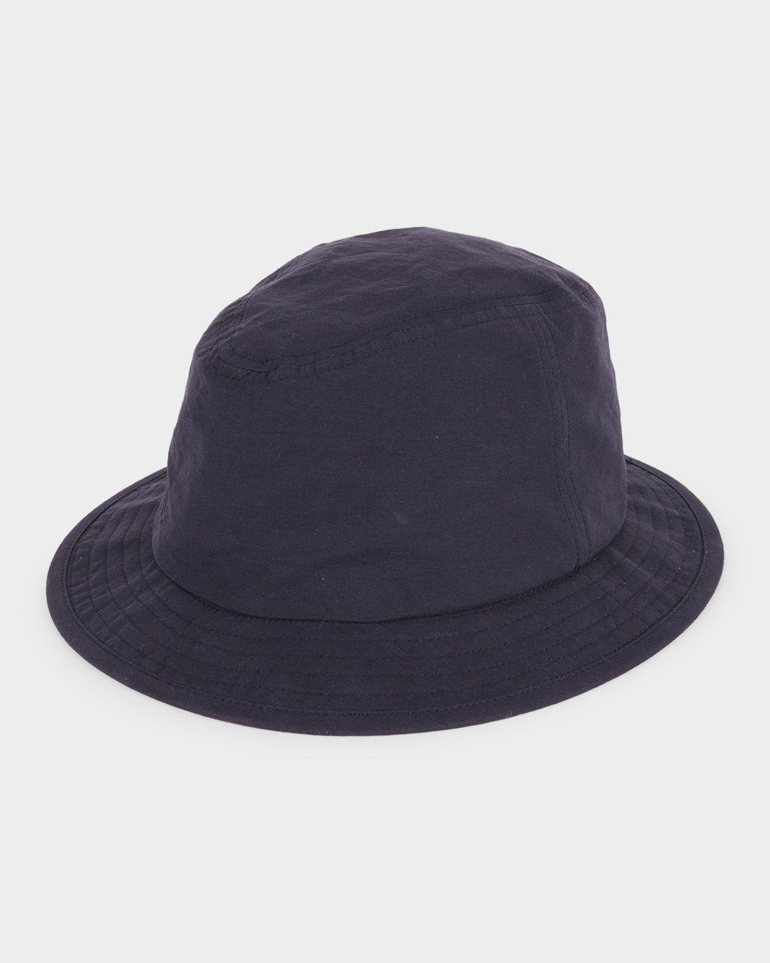 0 RVCA Poolside Hat Black R181567 RVCA
