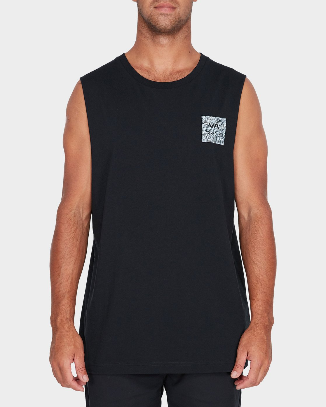 0 Va All The Ways Multi Muscle Black R182010 RVCA