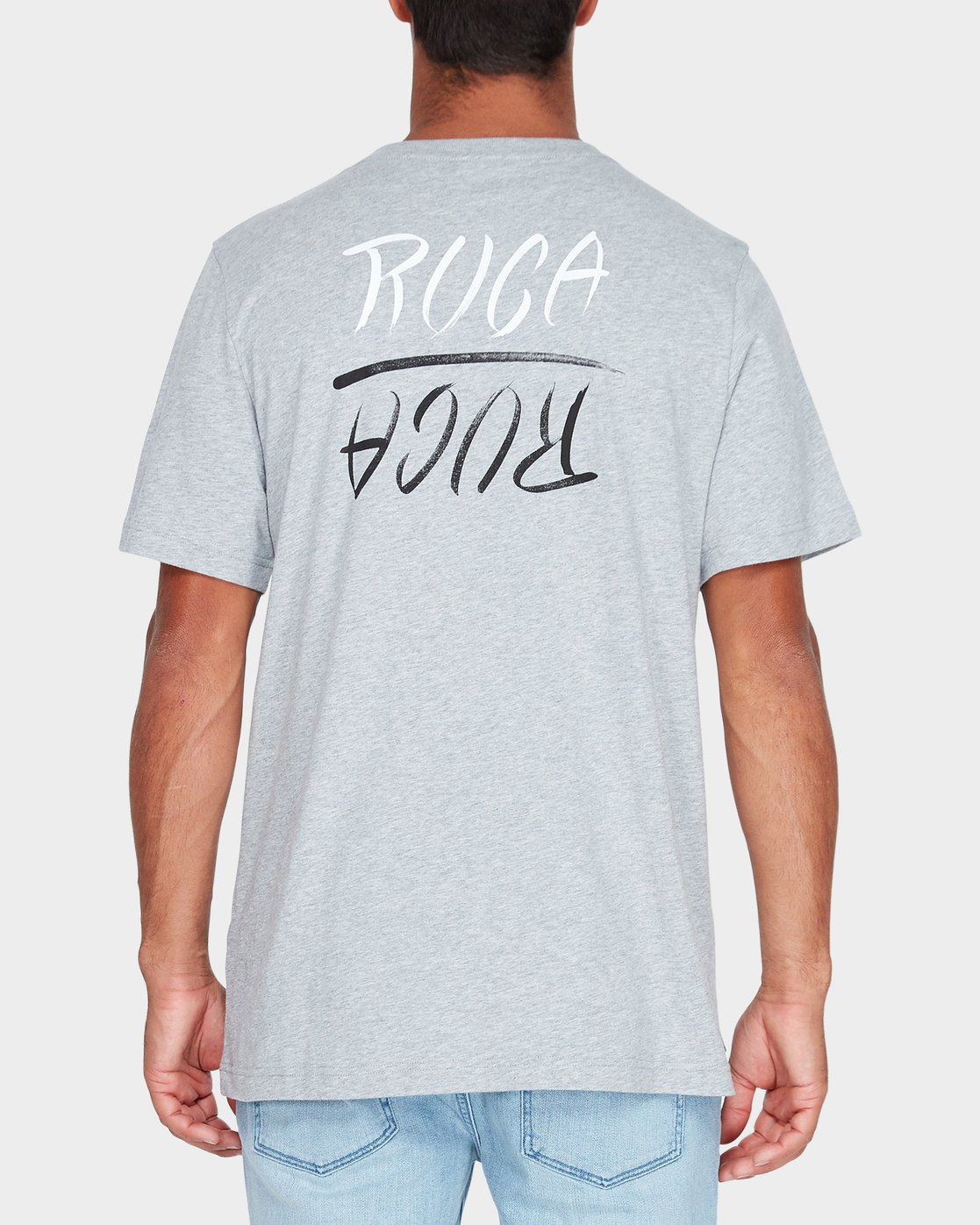 2 Va Good Day Short Sleeve T-Shirt  R182048 RVCA