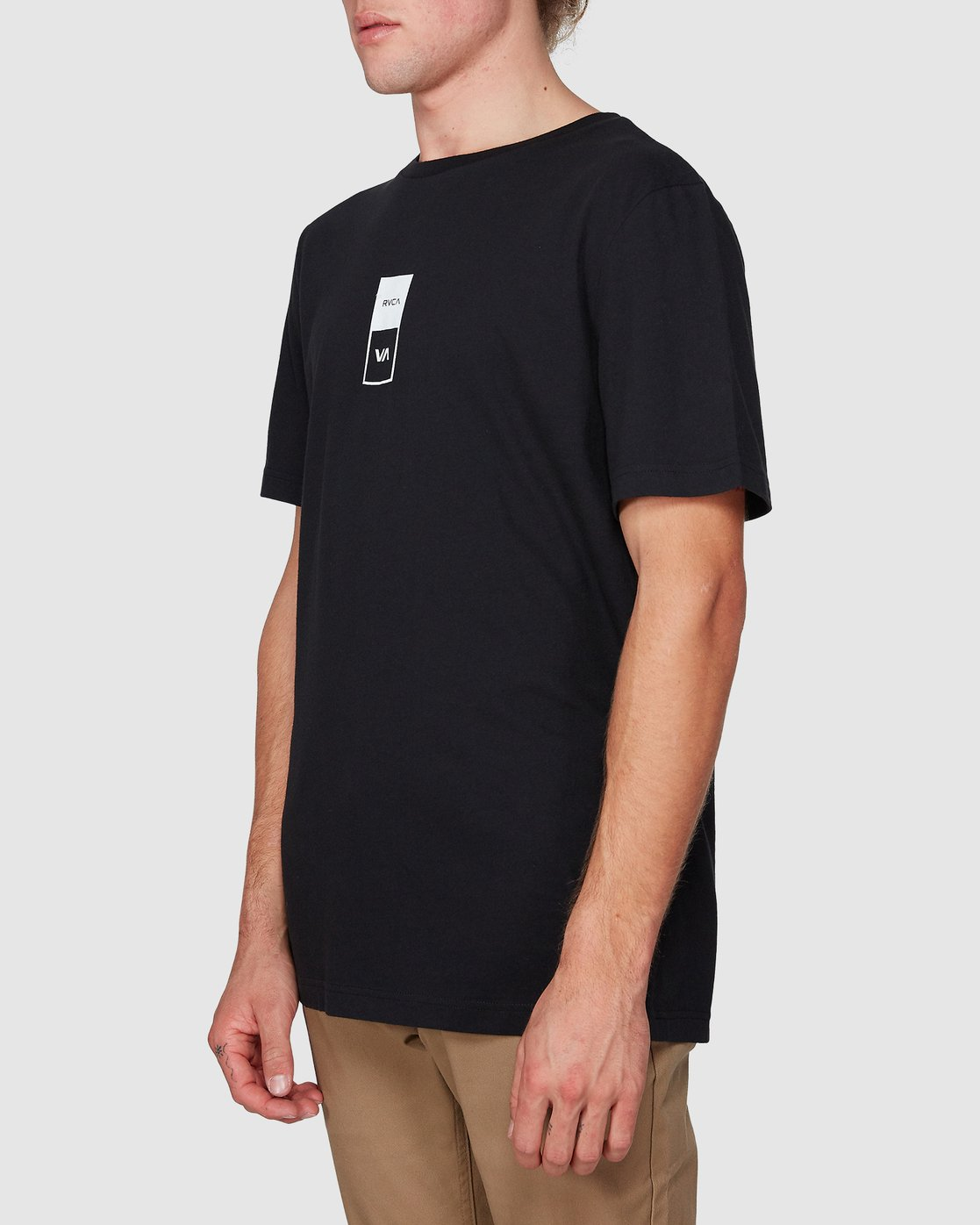 1 Va RVCA Short Sleeve T-Shirt  R182056 RVCA