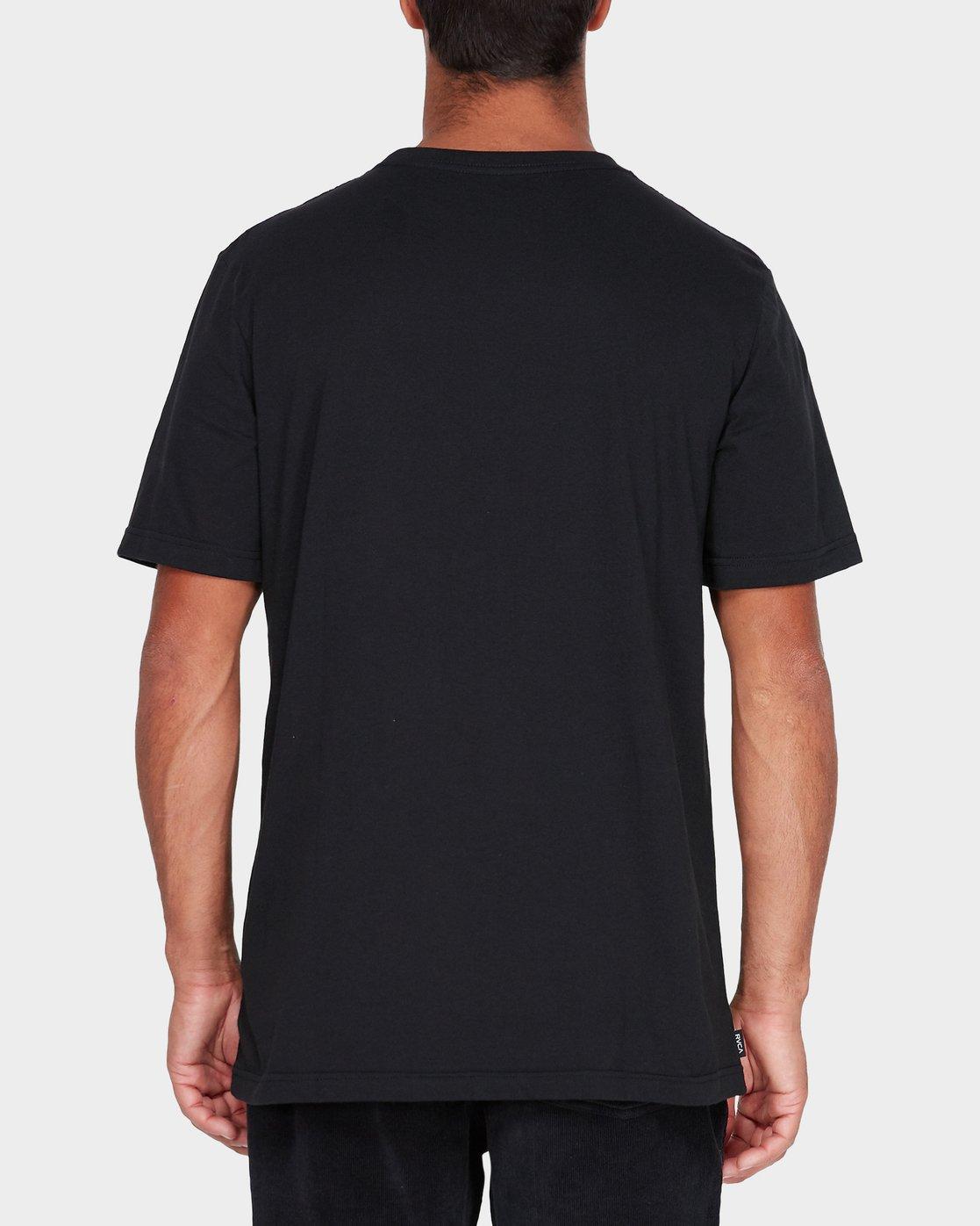 2 Va Faces T-Shirt  R182057 RVCA