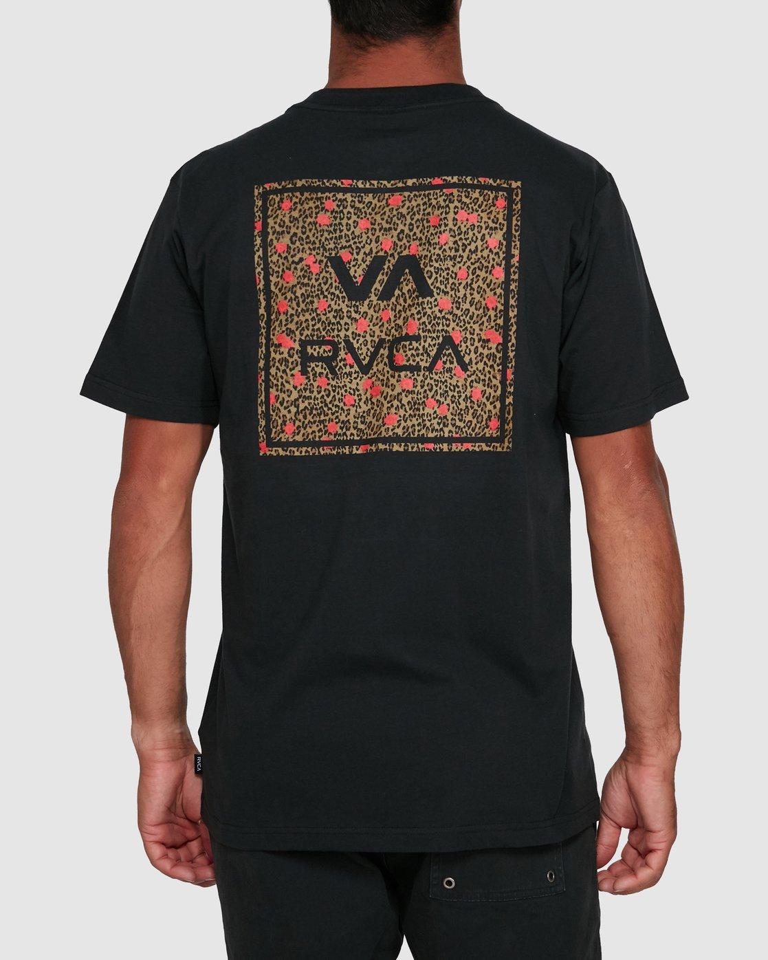 1 VA ALL THE WAYS MULTI TEE Black R182062 RVCA