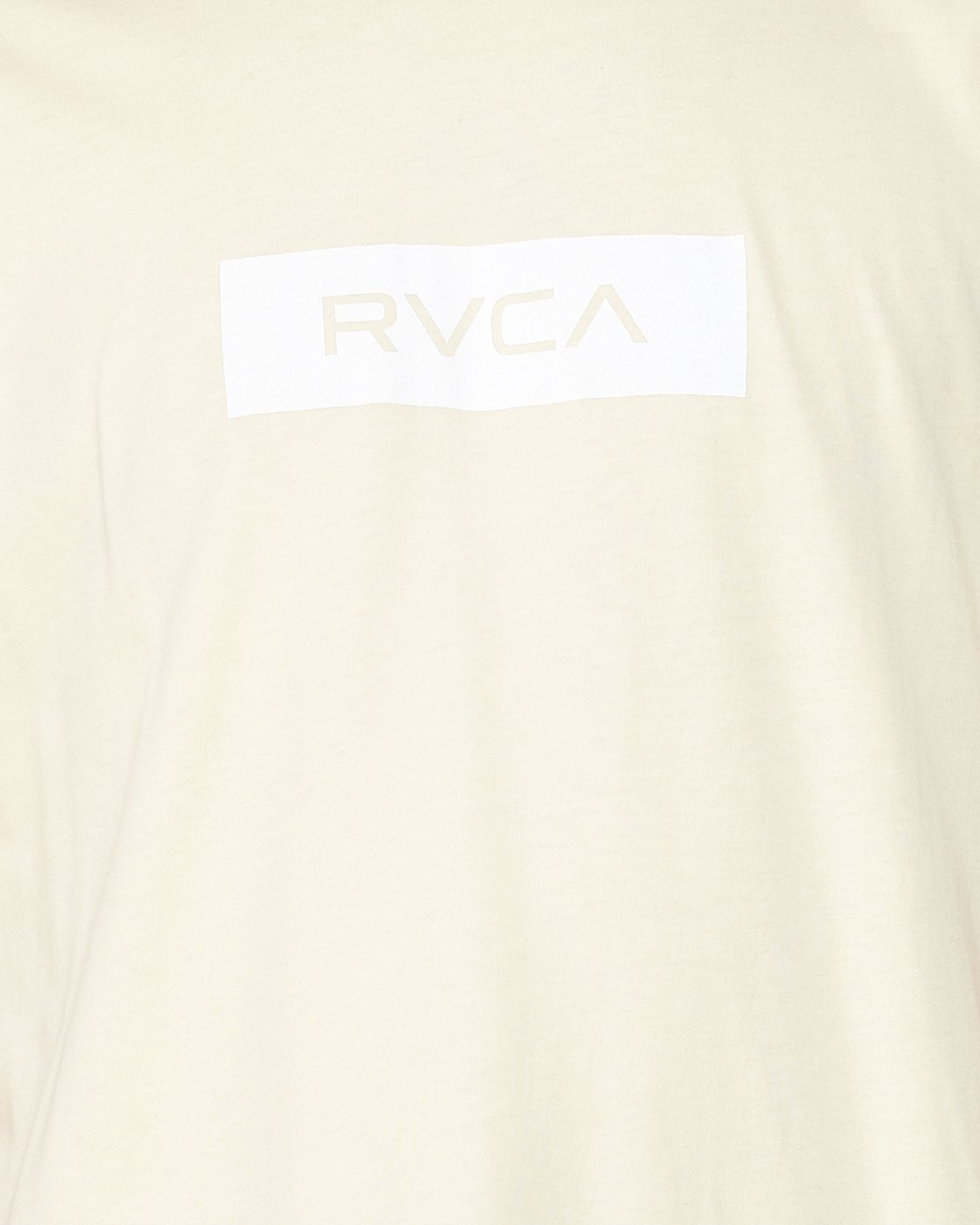 3 RVCA Box Short Sleeve T-Shirt  R182073 RVCA