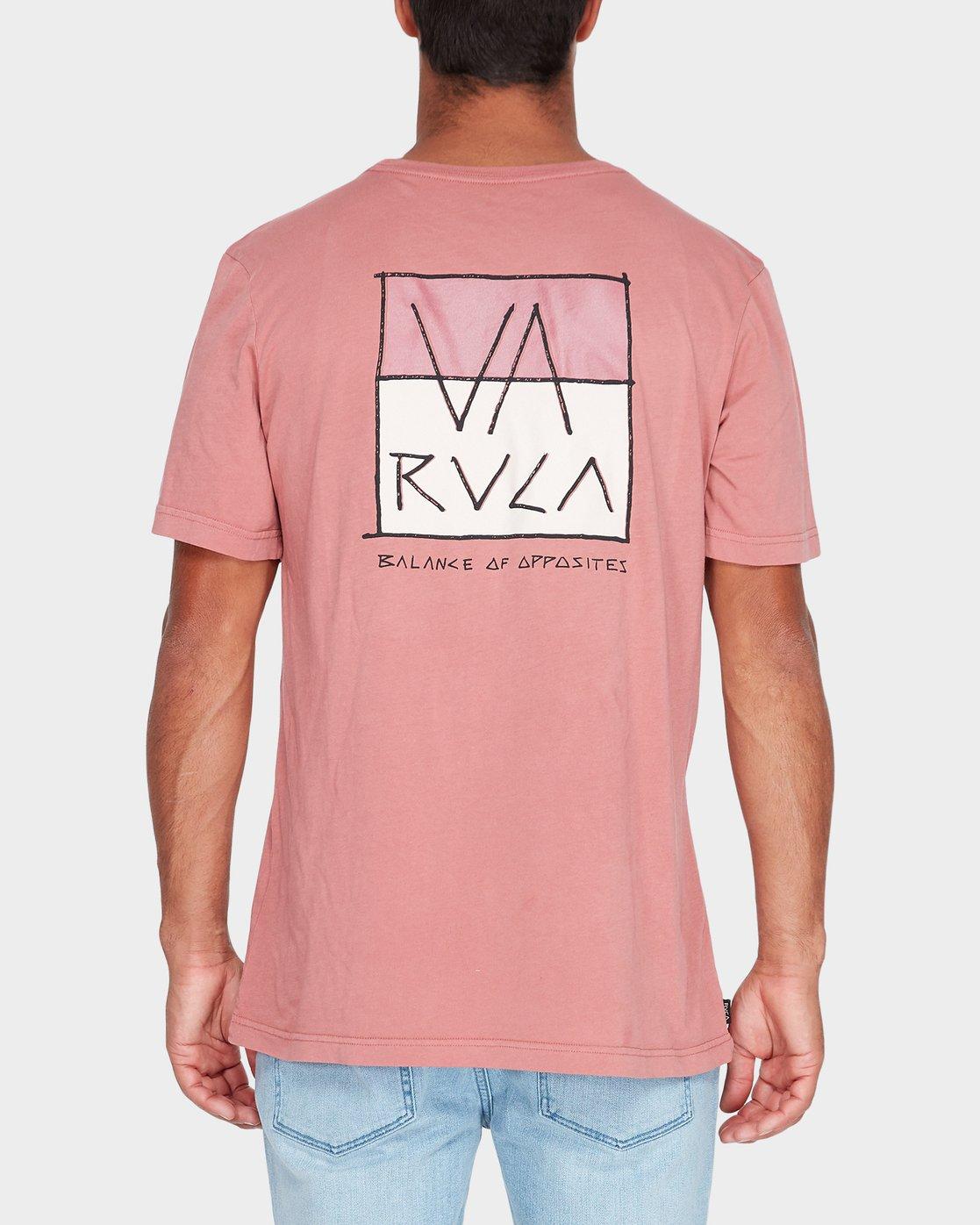 2 Scum T-Shirt  R182094 RVCA