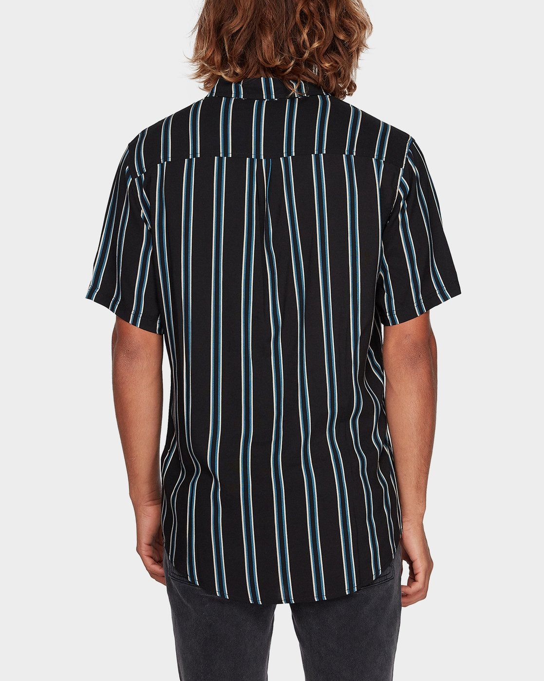 2 Ferris Woven Shirt  R182190 RVCA