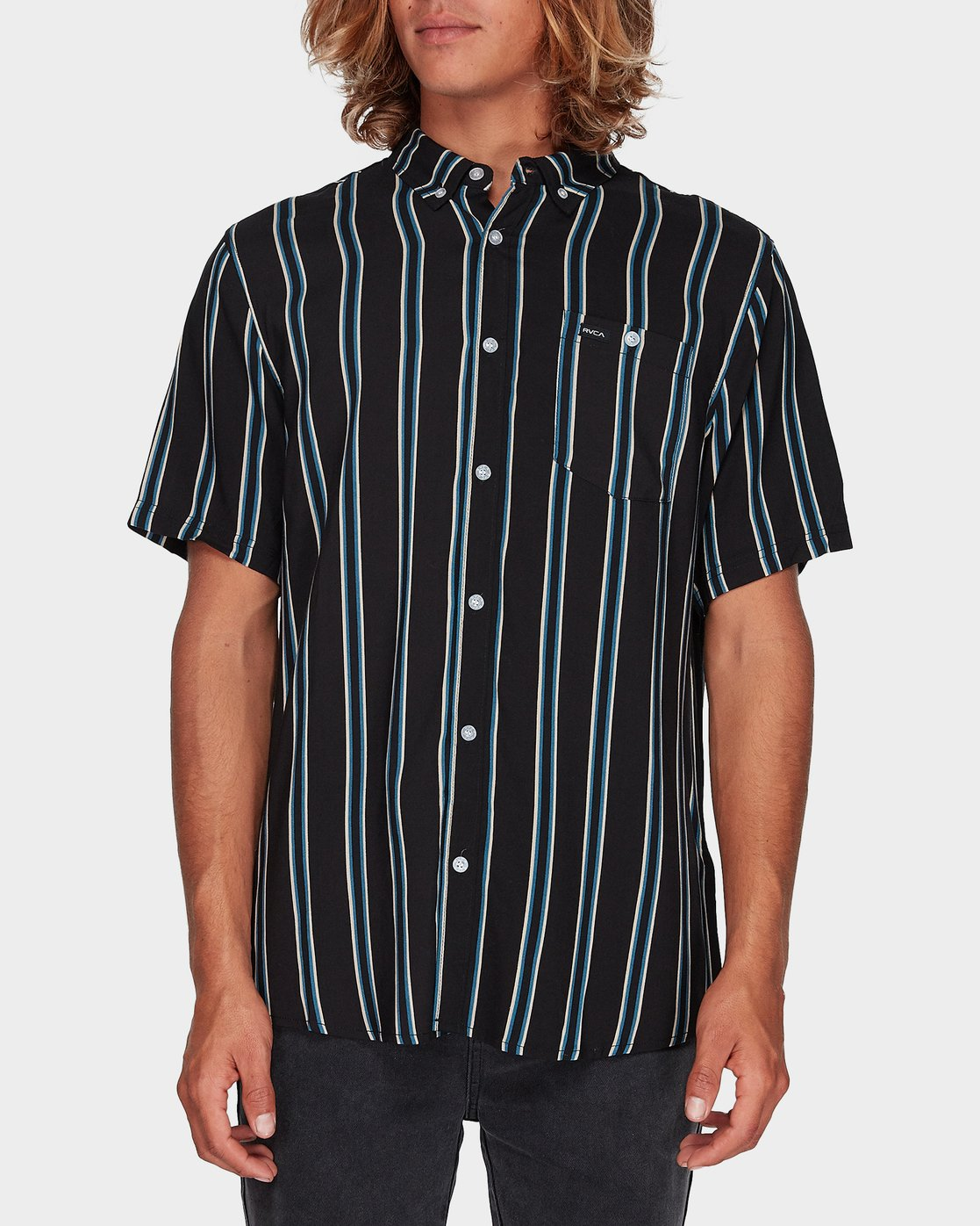 0 Ferris Woven Shirt  R182190 RVCA