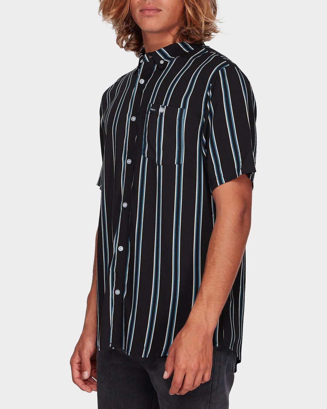 1 Ferris Woven Shirt  R182190 RVCA