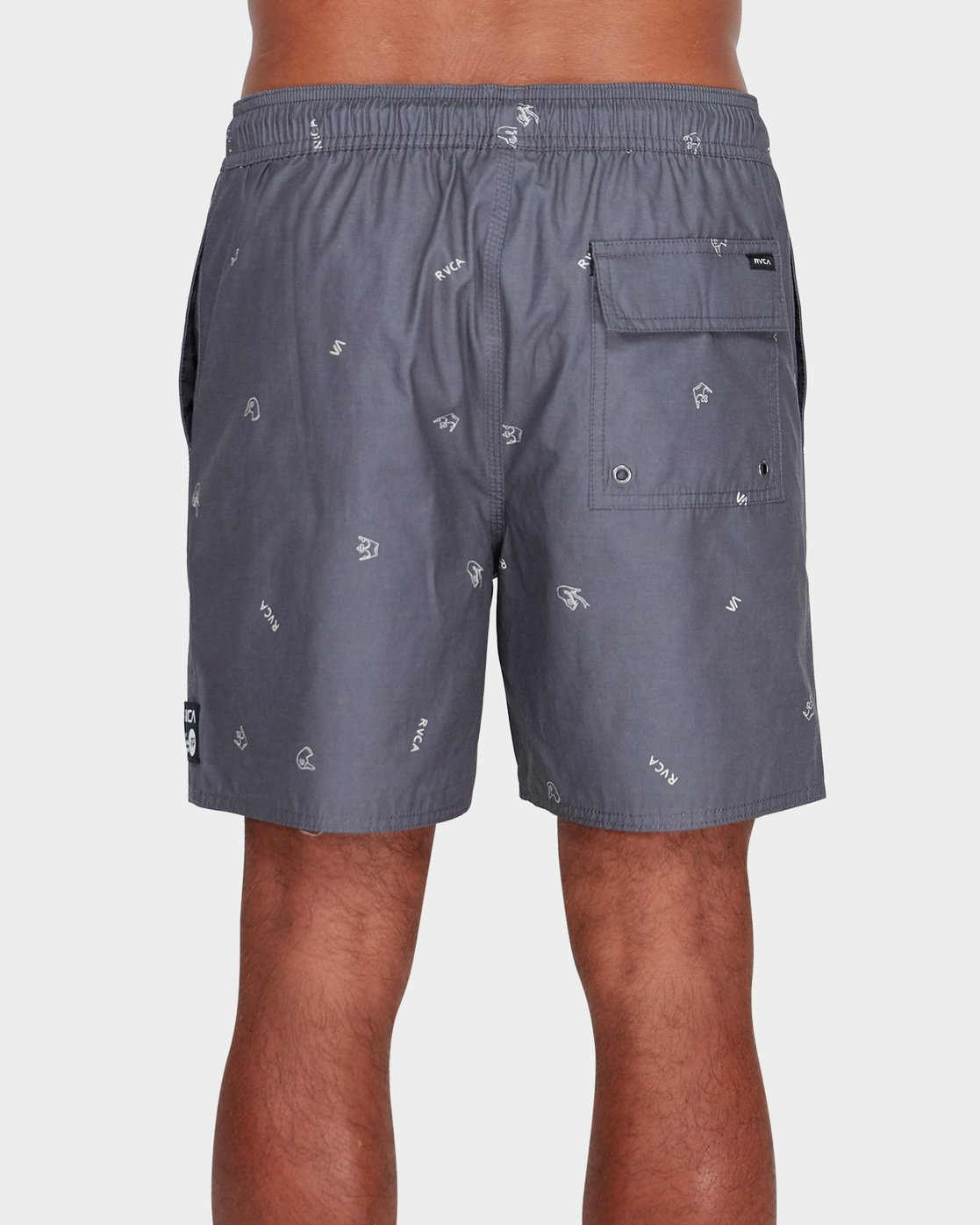 2 Andrew Pommier Elastic Trunk  R182412 RVCA